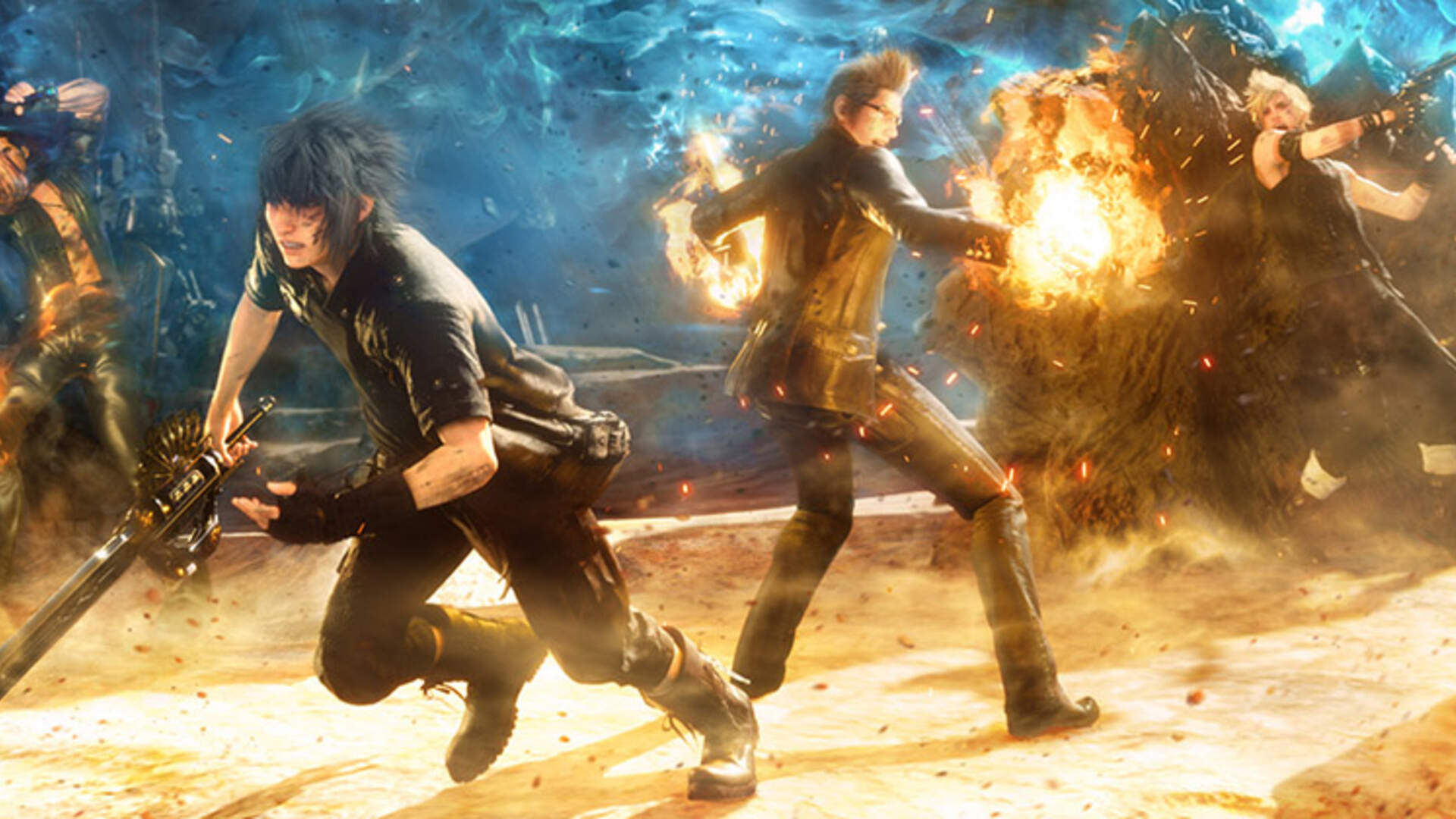 Watch and Discuss the Square-Enix Conference Today at 10:00am PT on USgamer!