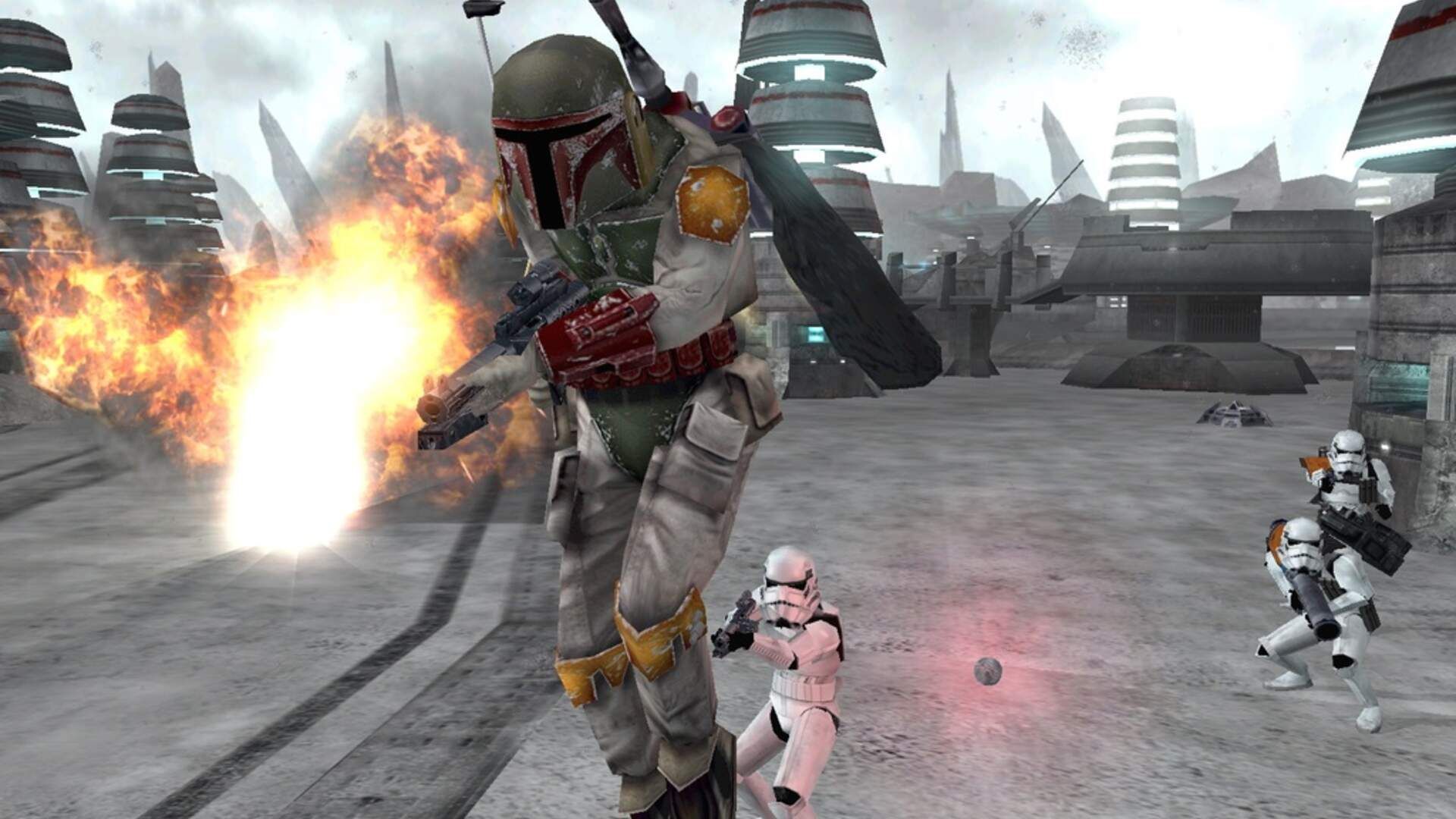 The Original Star Wars Battlefront 2 Headlines April's Xbox Games With Gold