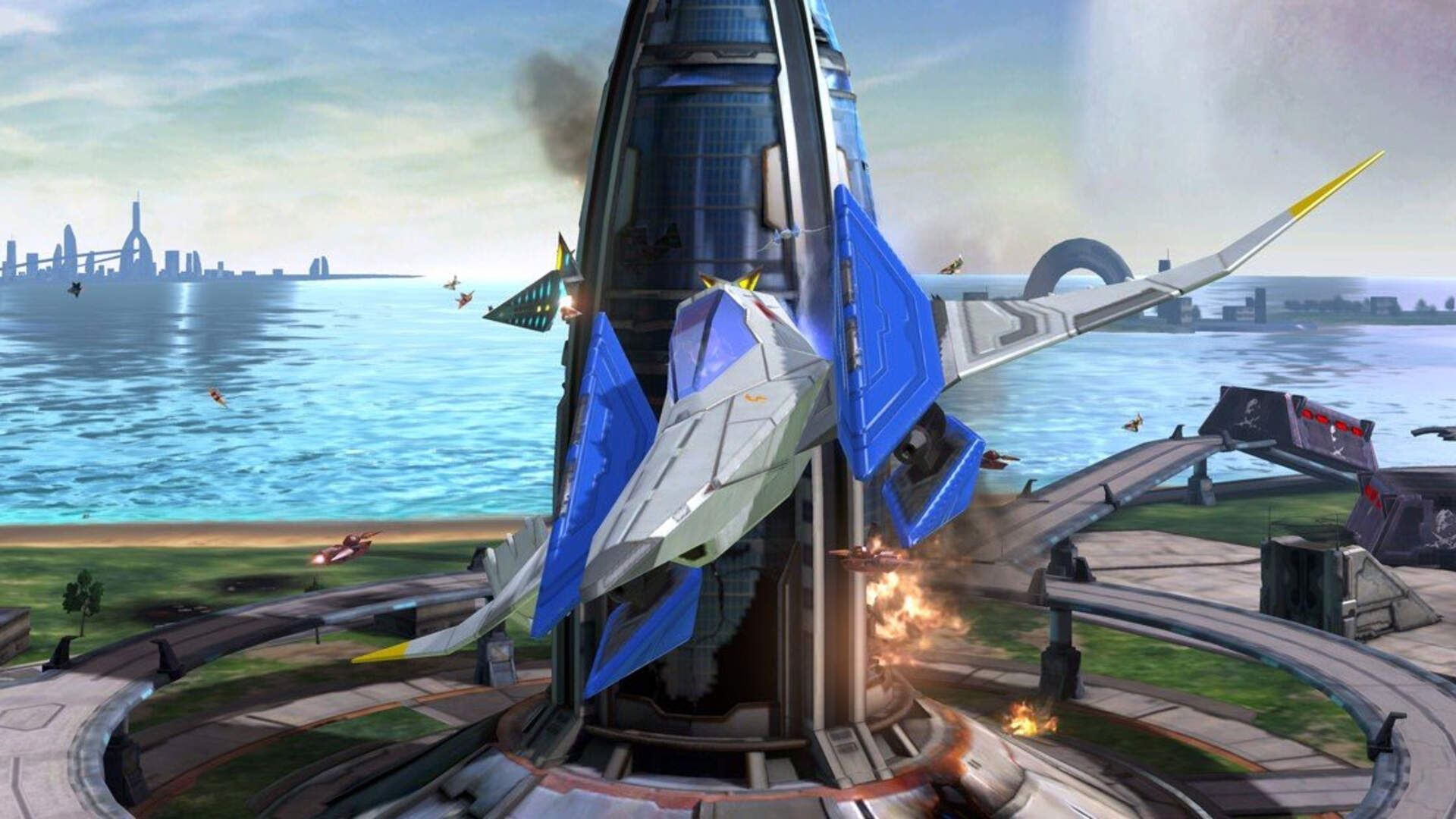 Star Fox Zero Wii U Review: Open the Wings