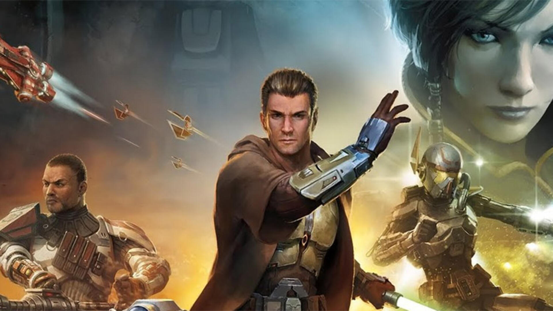 BioWare's Twin Comebacks: The Future of Mass Effect and the Return of Star Wars: The Old Republic