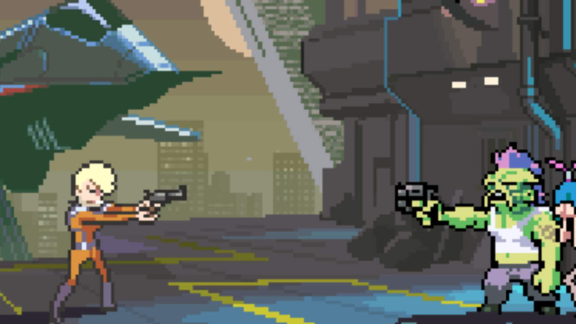 Starr Mazer Is a Retro Point-and-Click Shoot-Em-up Melting Pot