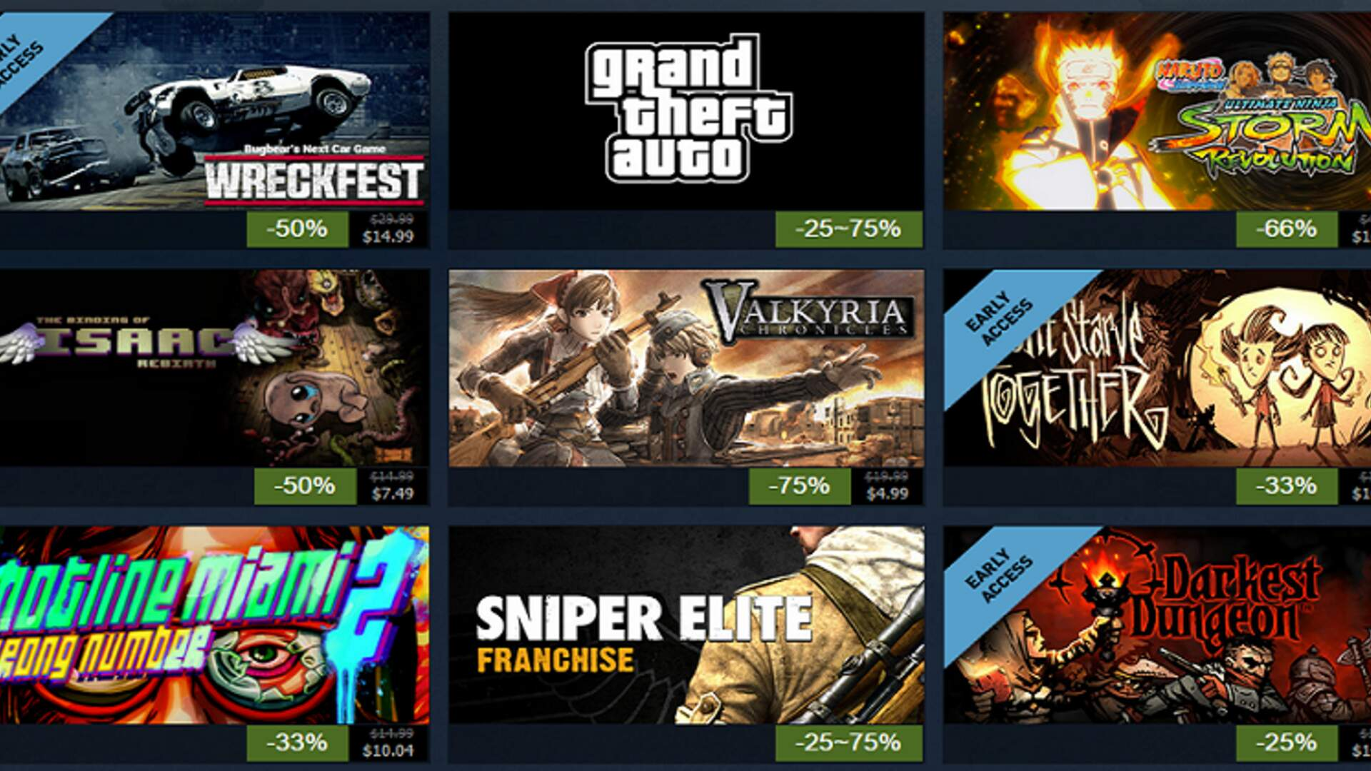 What Should You Buy in The Steam Summer Sale? 2015 Edition - Day 2