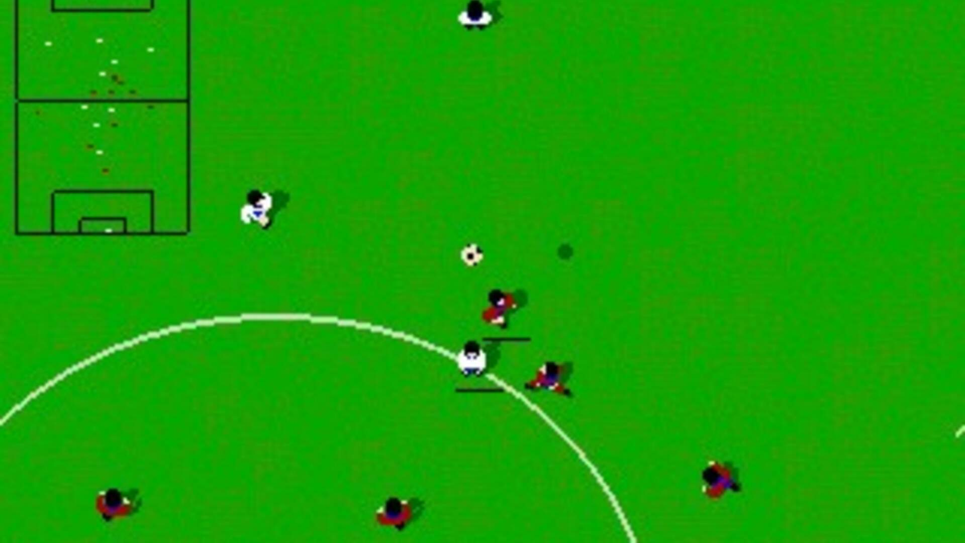 The Classic Arcade Soccer Game Kick Off is Set to Make a Comeback