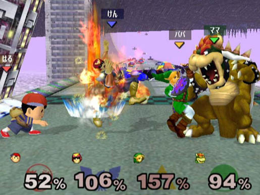 an analysis of the game cube console Super smash brothers is a franchise that has been synonomous with the nintendo brand since its birth on the nintendo 64 over the course of the years, we've seen.