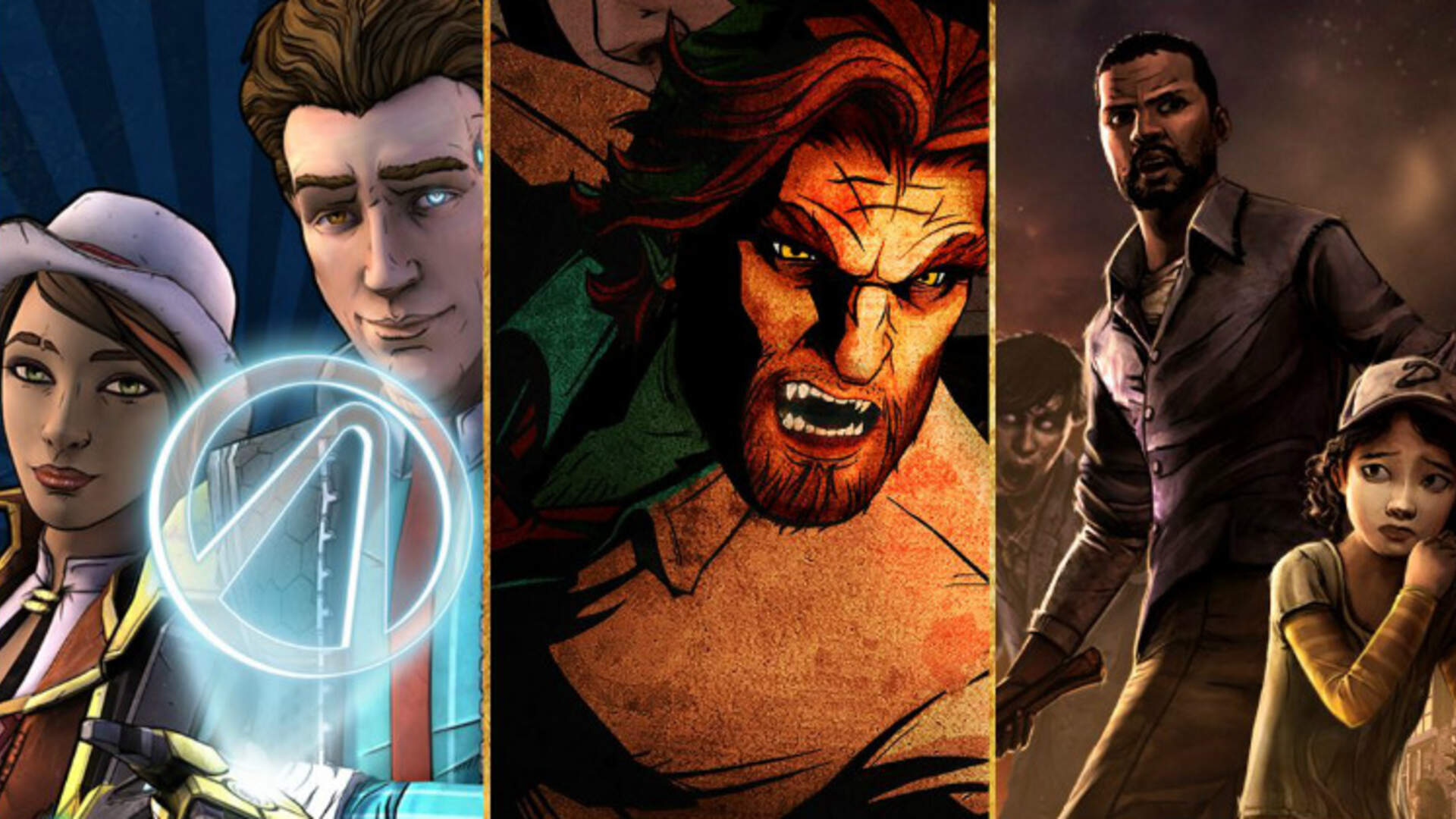 Telltale's Deal with Lionsgate Brings Gaming and TV Together Again