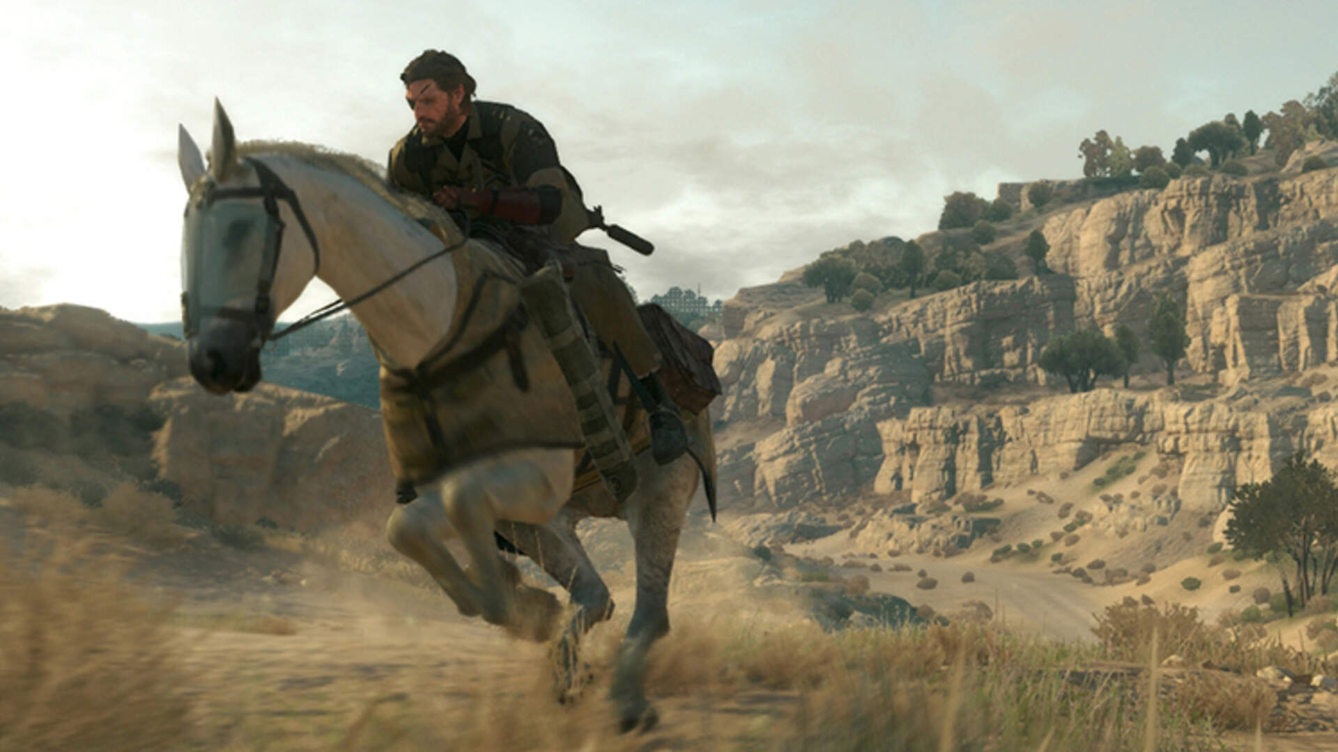 Don't Think You're a Metal Gear Solid Fan? The Phantom Pain Will Change Your Mind