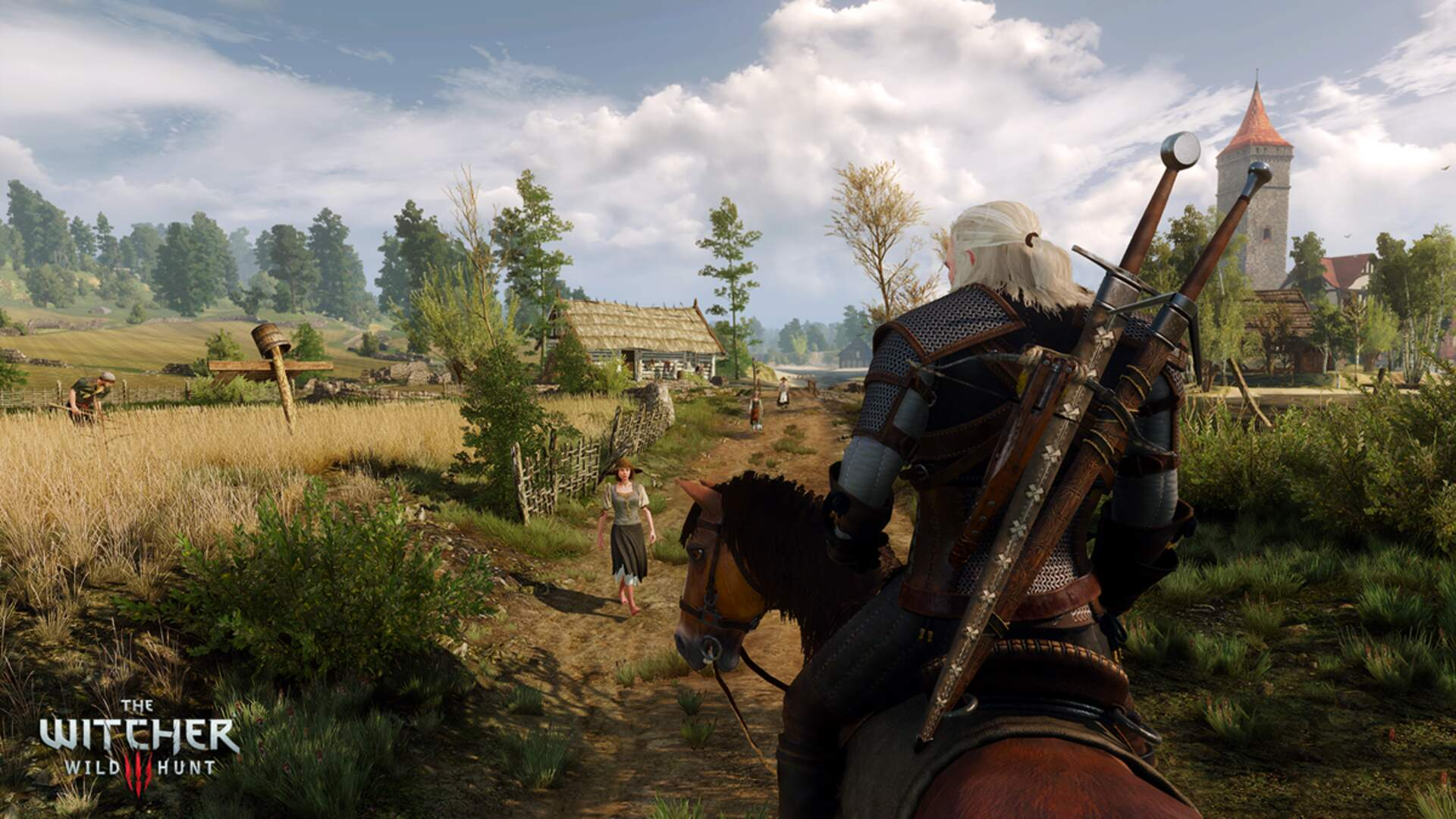 Witcher III Wild Hunt Preview: Massive Scope and Scale