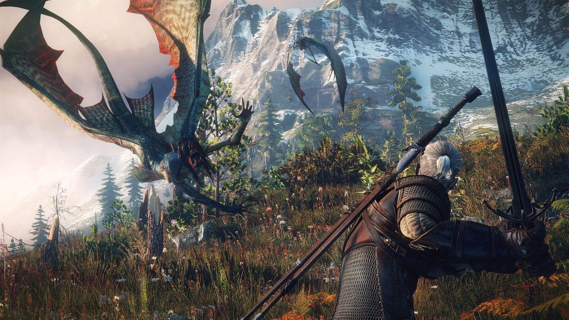CD Projekt and Witcher Author Andrzej Sapkowski Bury the Hatchet With New Agreement