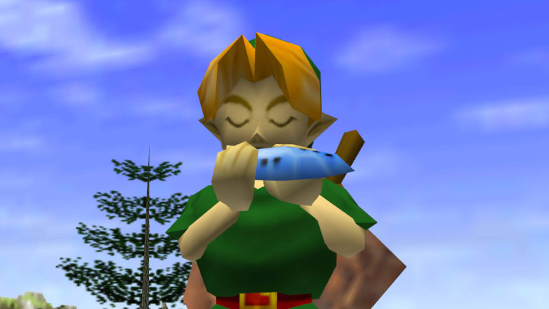 Ocarina of Time Speedruns Are Getting So Fast, They Don't Even Need an Ocarina
