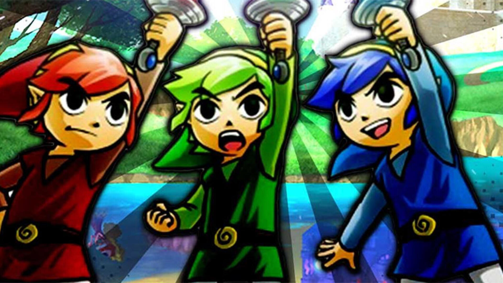 Breaking Tradition: An Interview with Tri Force Heroes' Eiji Aonuma and Hiromasa Shikata