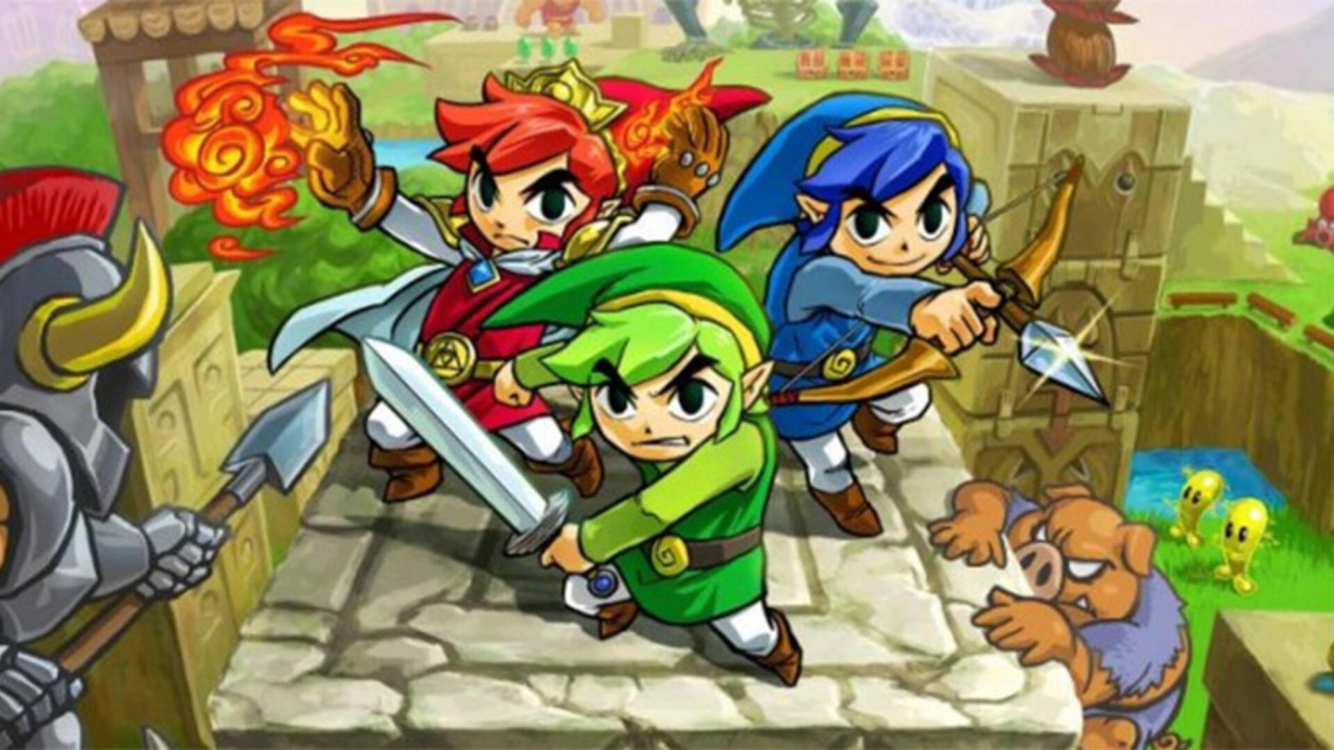 The Legend of Zelda: Tri Force Heroes Review: Three's a Crowd [Update: Final Thoughts and Score!]