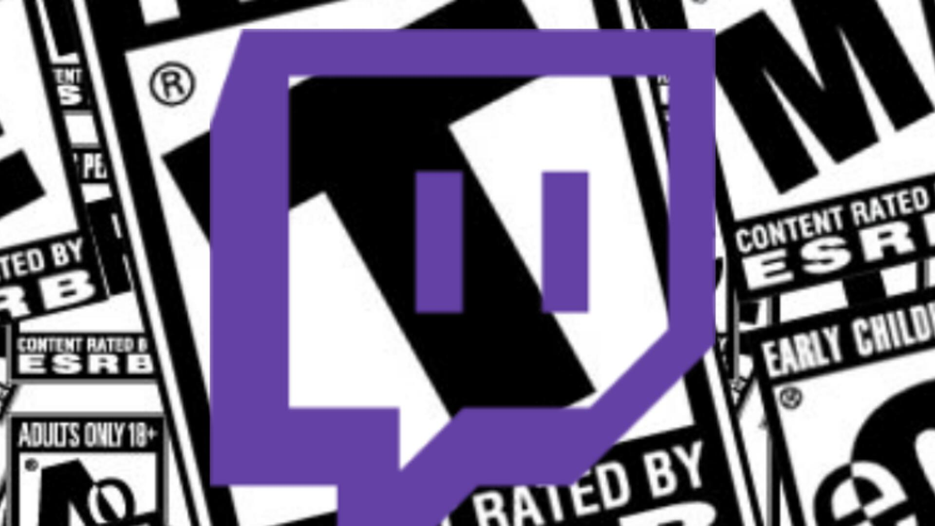 Twitch Bans Adult-Only Games, but Provides No Clarity on Mature Titles