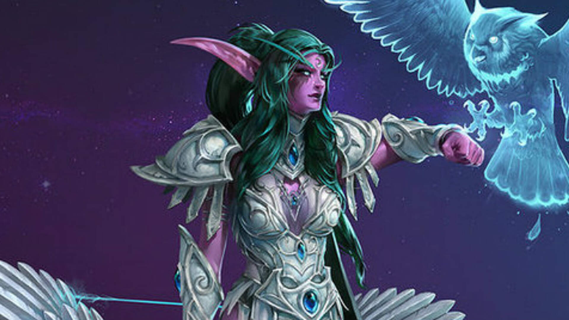 World of Warcraft and Tyrande's Silence: On Changes and Censorship