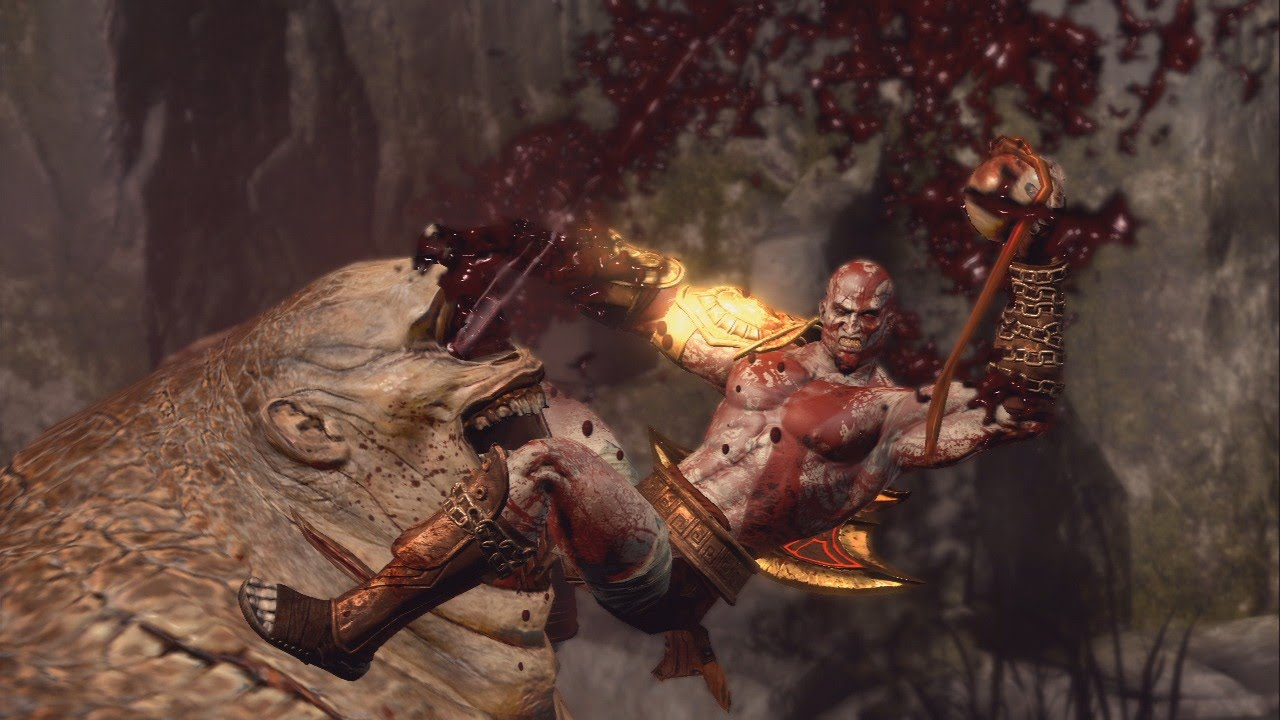 Usgamer Answers How Much Game Violence Is Too Much Usgamer