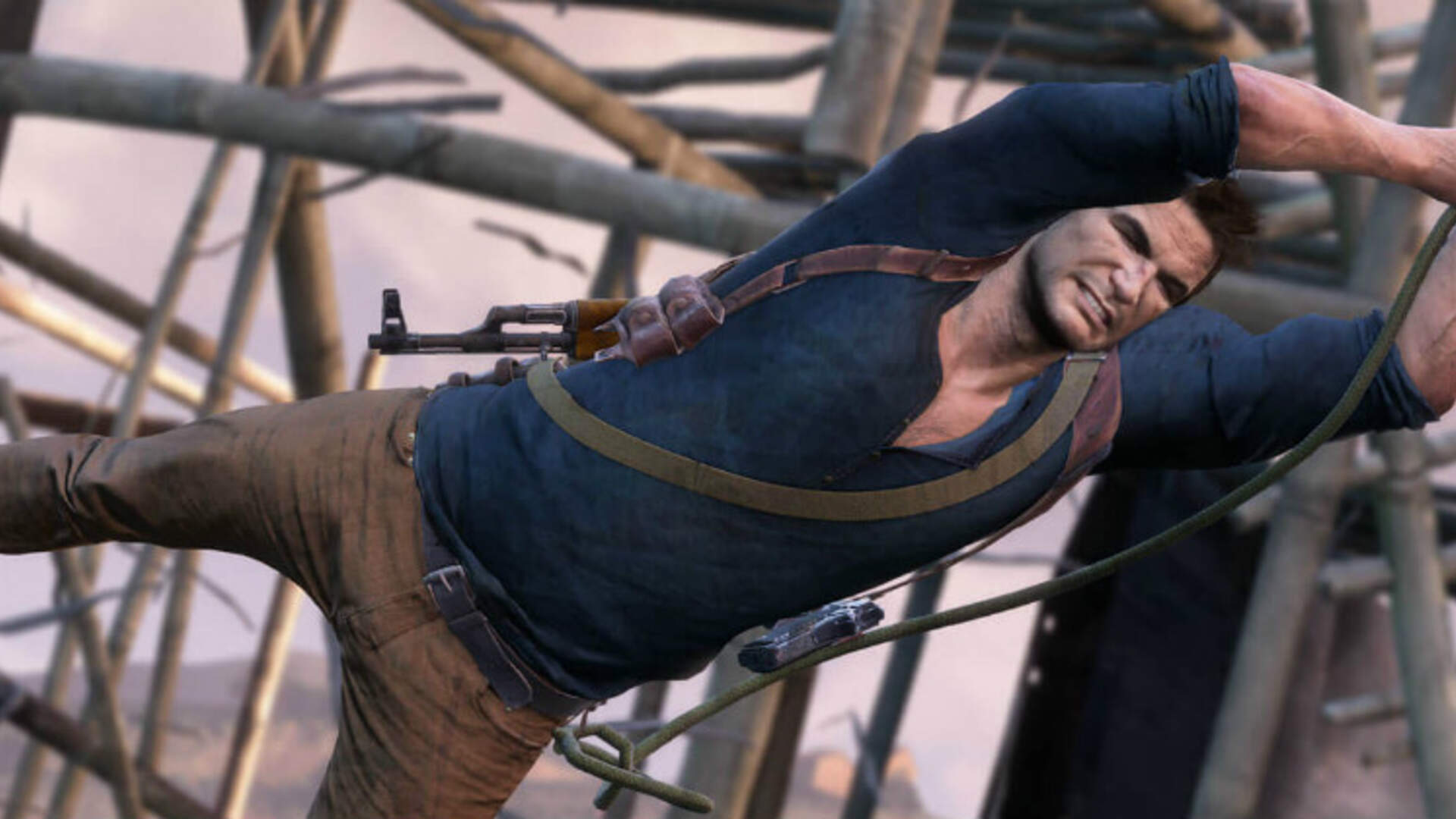 "Uncharted 4 Lead Game Designer: ""It's Not Open-World, It's an Uncharted Adventure"""