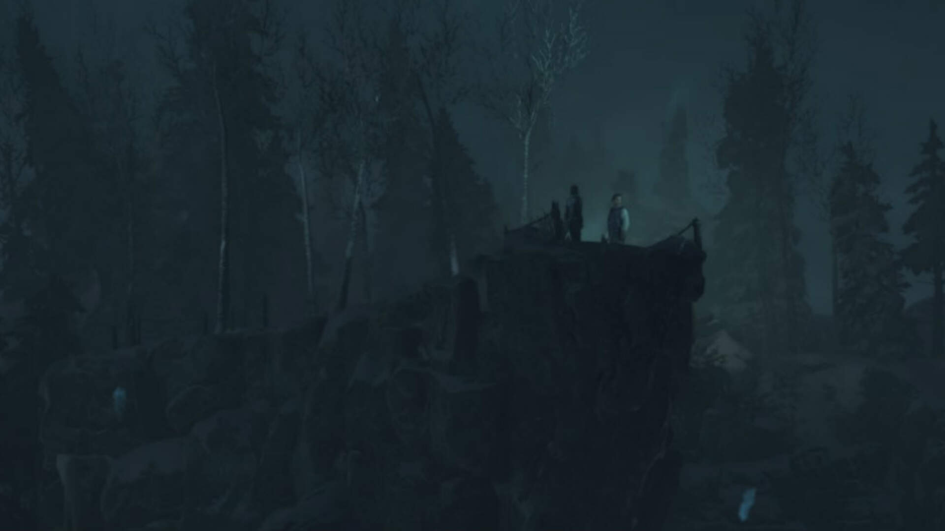 Until Dawn PS4 Review: Choose Your Own Horror Movie