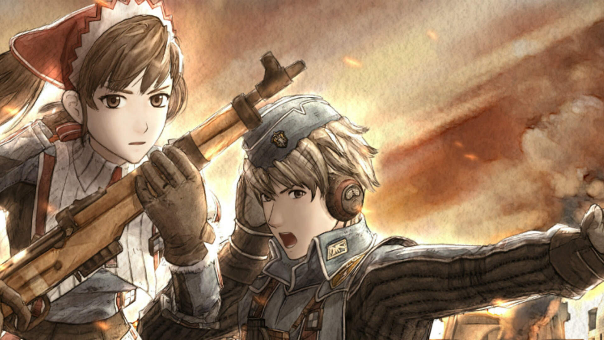 Valkyria's Azure Revolution and Remaster Coming to PS4