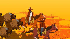 Westerado: Double Barreled PC Review: Red Dead Low-Resolution