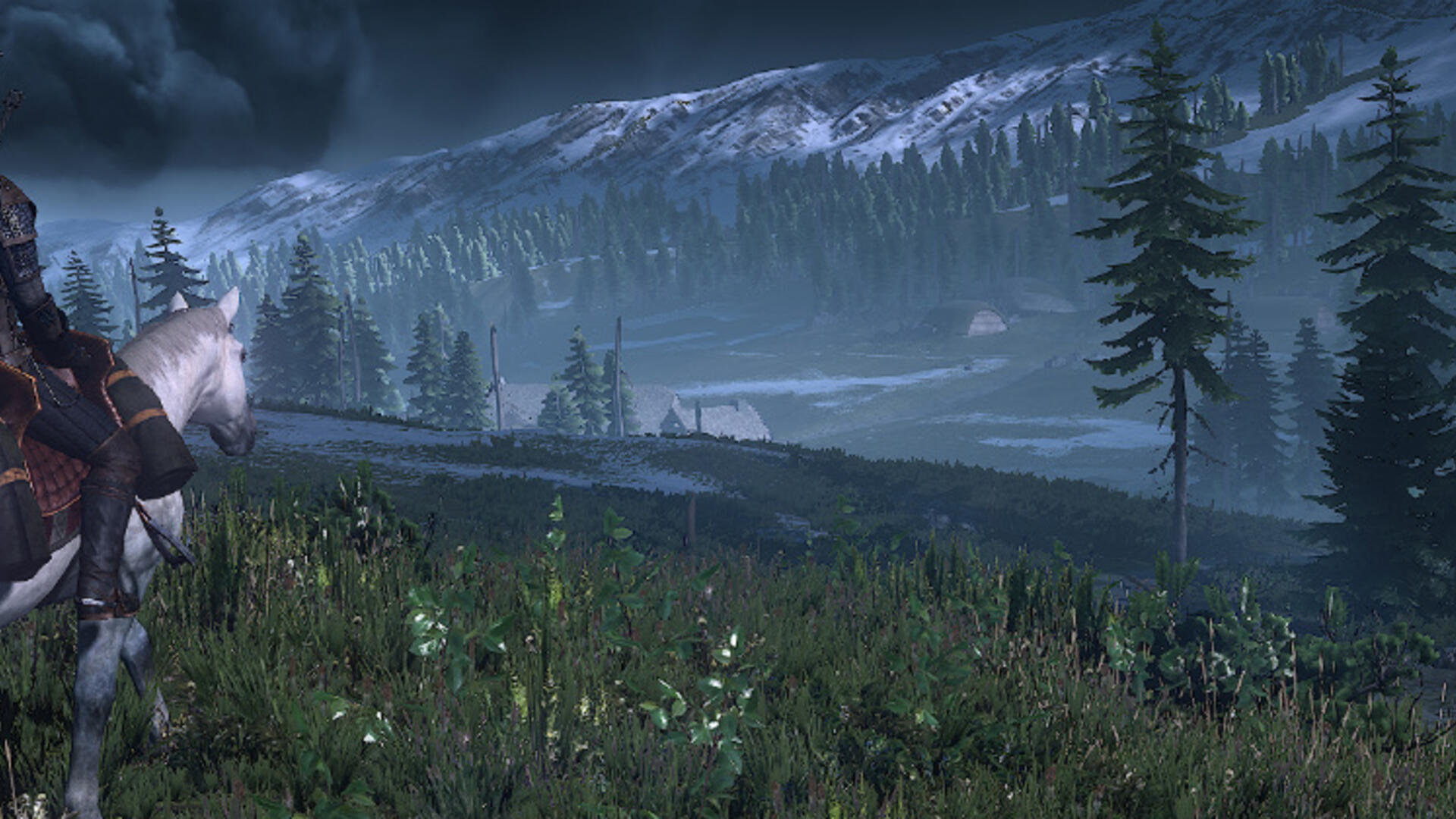 The Witcher 3 Wild Hunt PS4 Review: Medieval Batman vs. Medieval Darth Vader