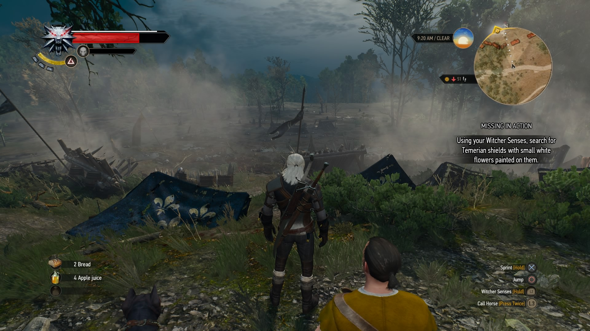 The Witcher 3 Wild Hunt PS4 Review: Medieval Batman vs