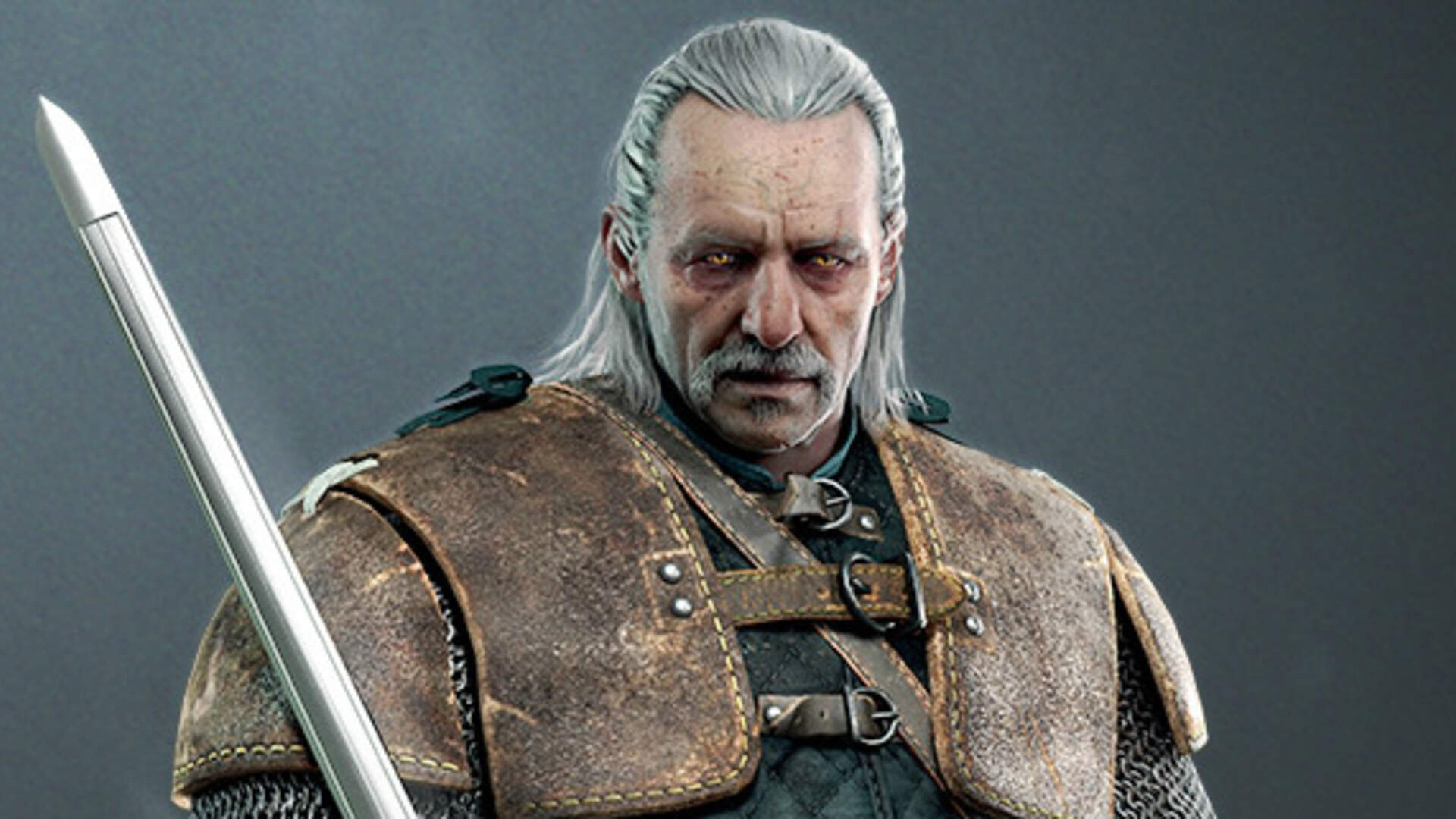 Vesemir Will Star in the Anime Witcher Movie on Netflix