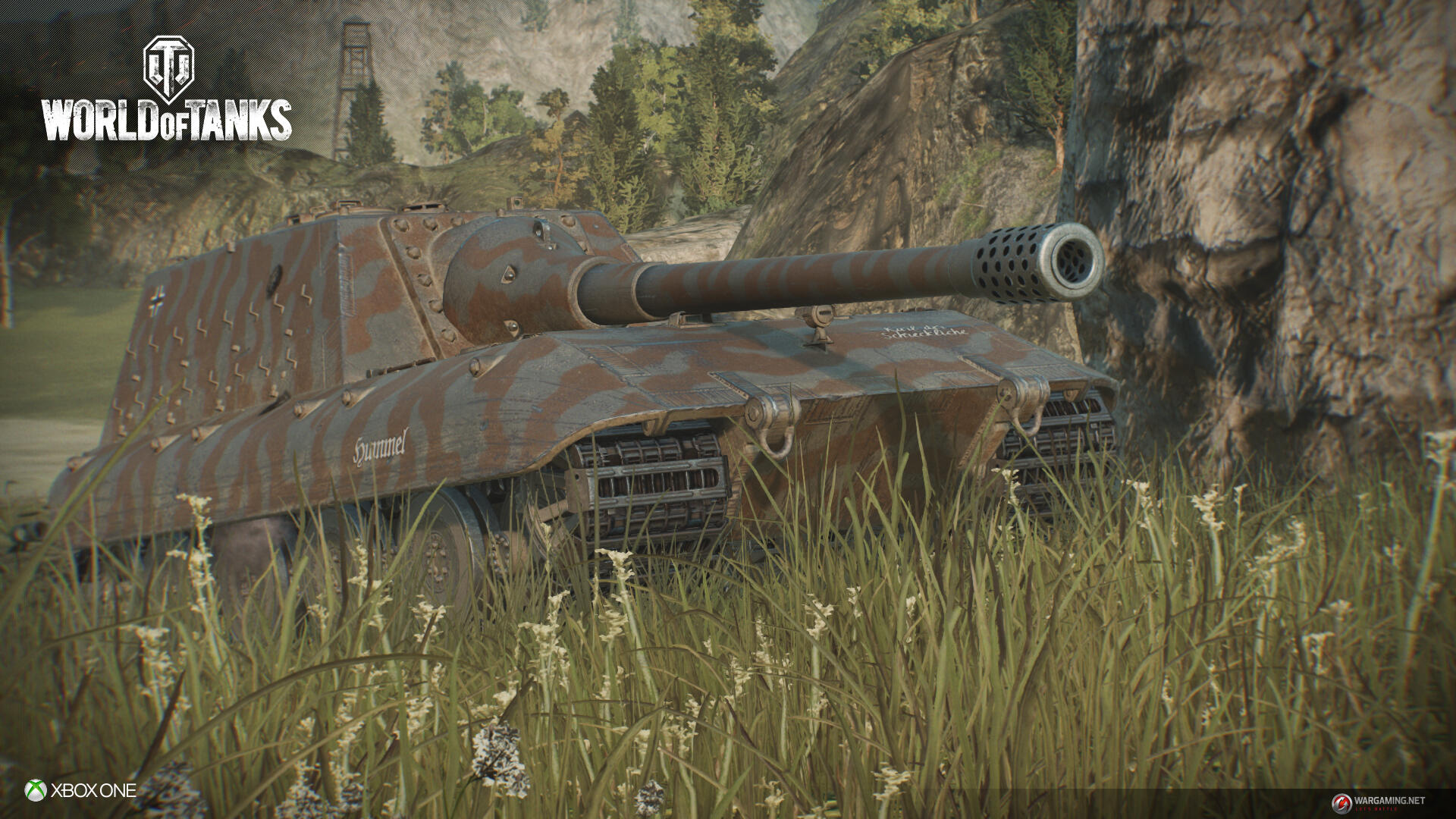 World of Tanks Xbox One Review: Thinking Man's Shooter