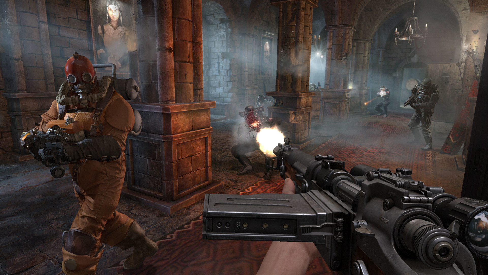Wolfenstein: The Old Blood PS4 Review: Return to Castle
