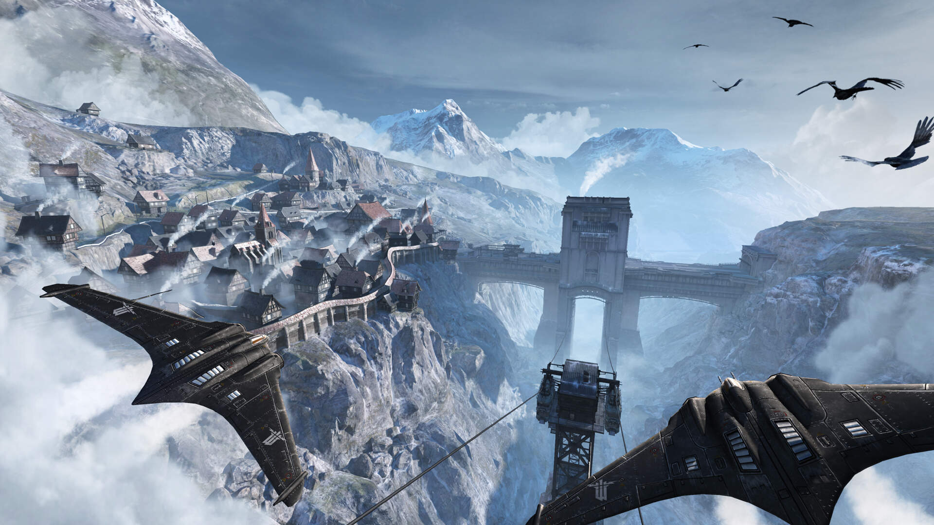 Wolfenstein: The Old Blood PS4 Review: Return to Castle Wolfenstein