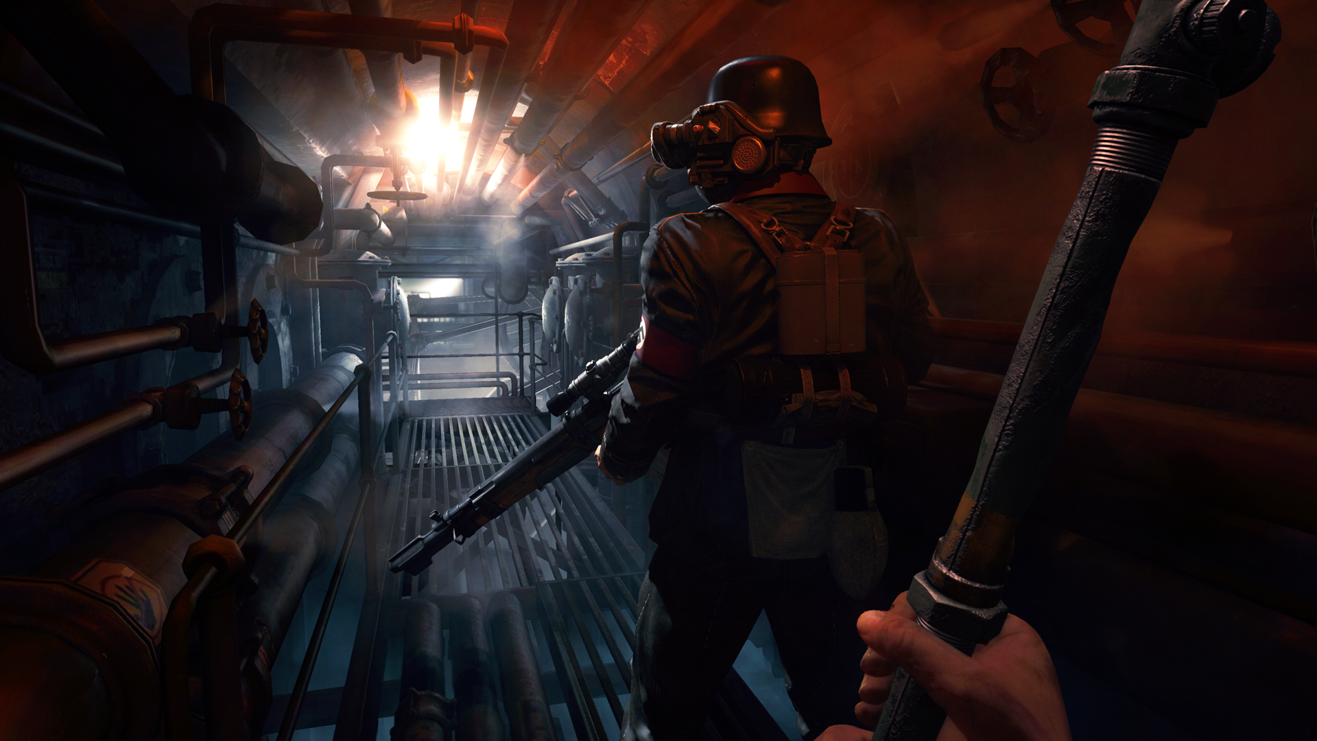 Wolfenstein The Old Blood Ps4 Review Return To Castle