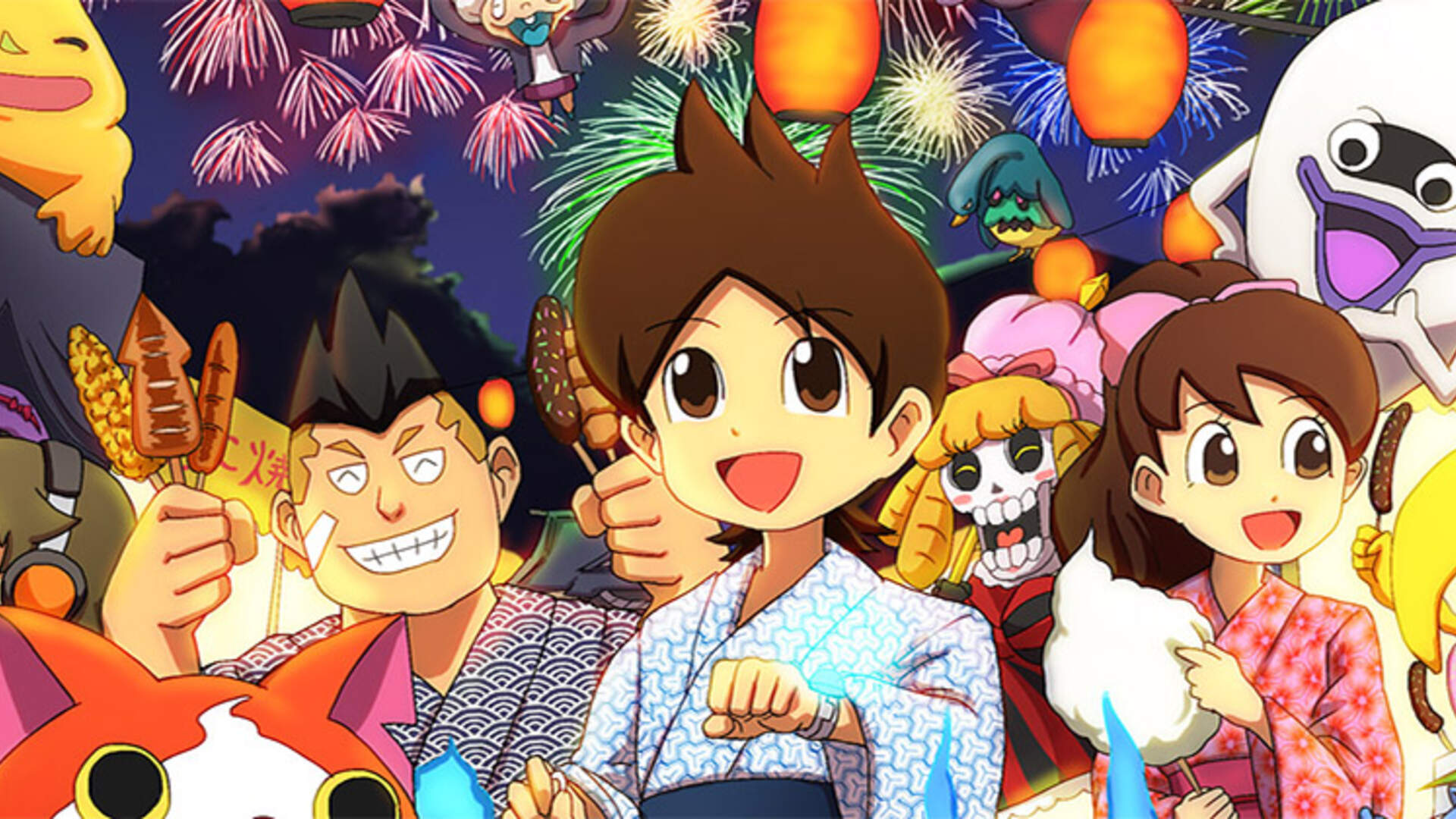 Yokai Watch and the Muting of Japanese Culture