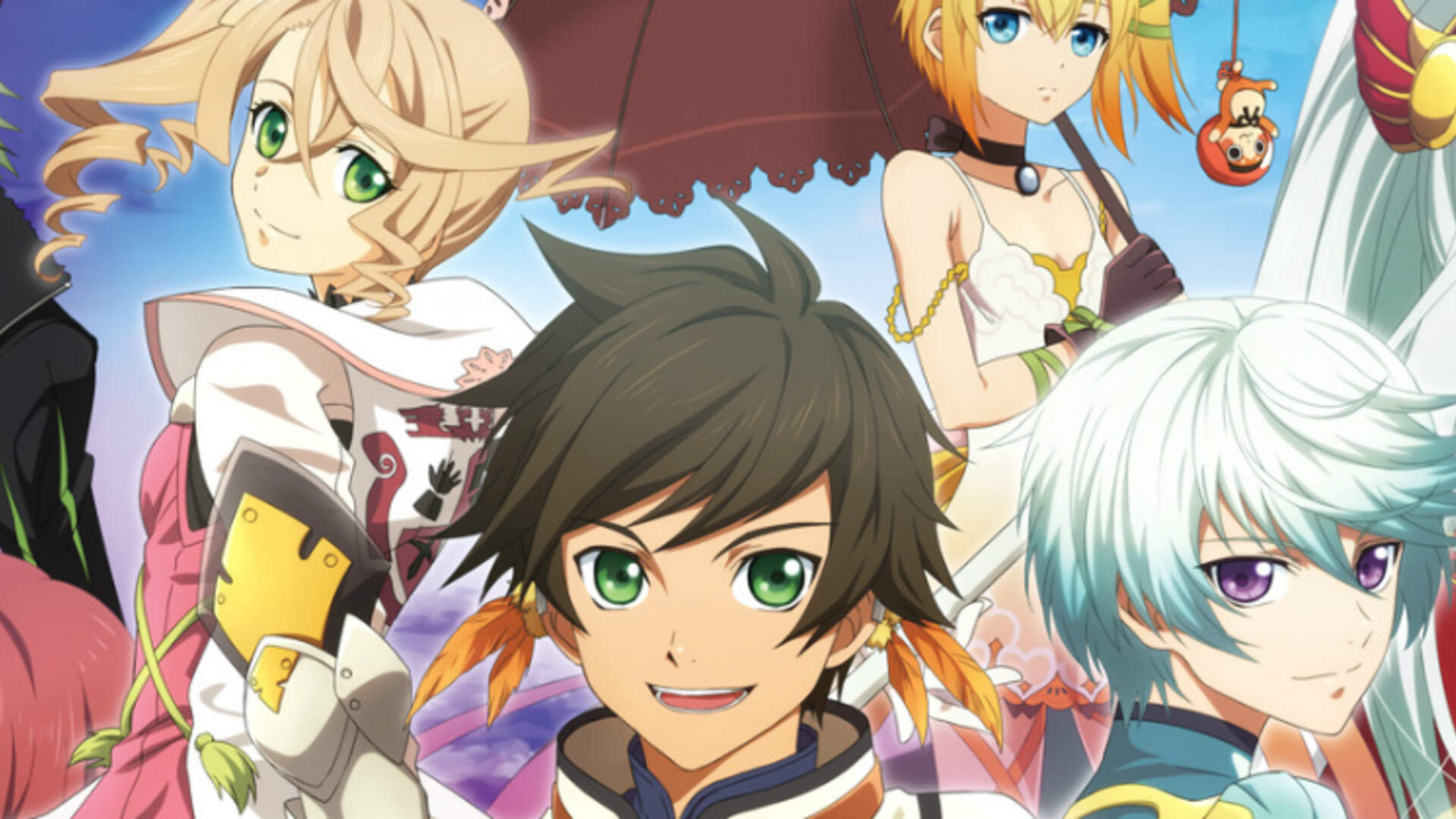 Tales Of Zestiria Ps4 Review Boy Meets World Usgamer