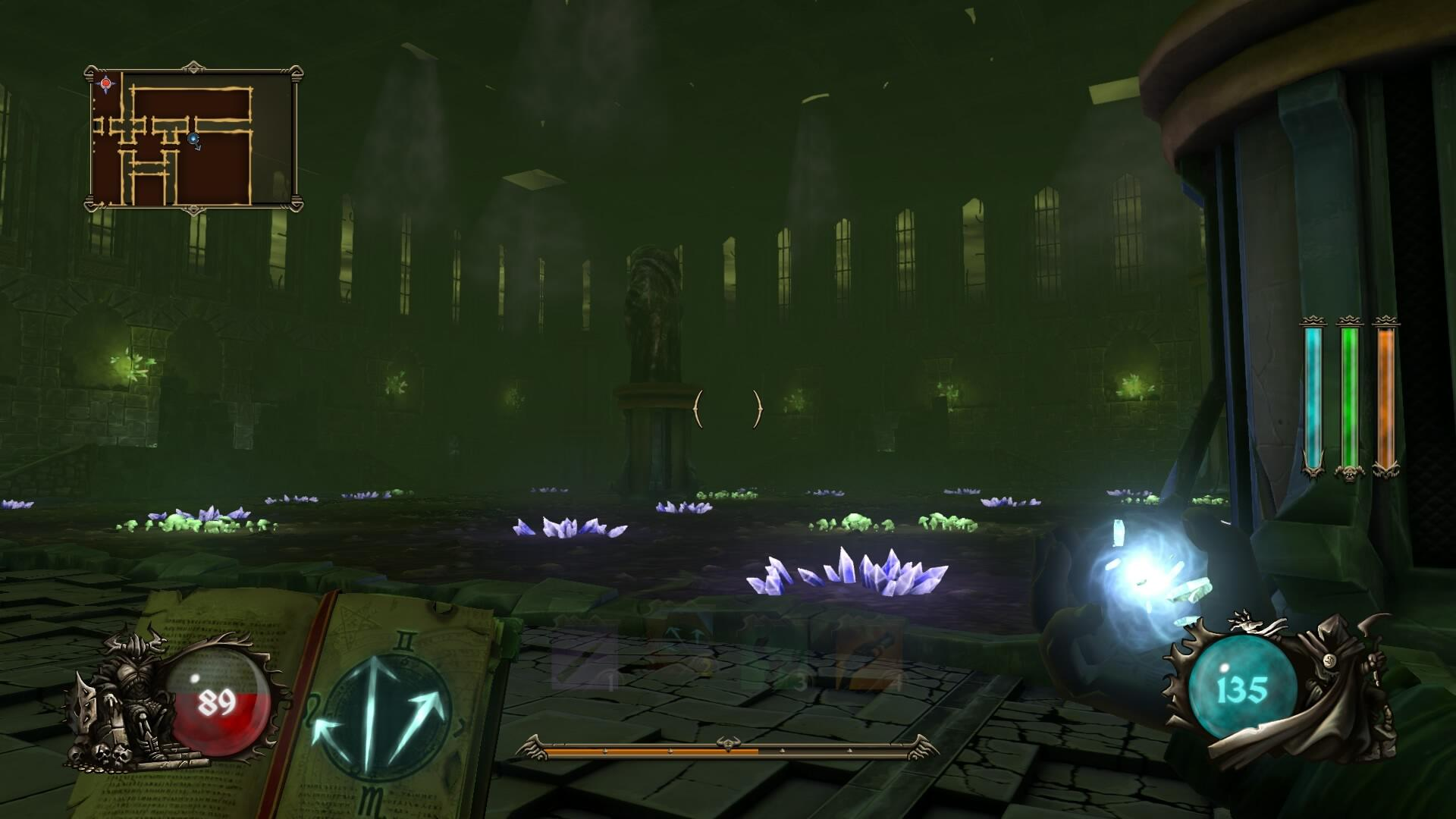 Ziggurat PS4 Review: Fashionably Roguelike FPS