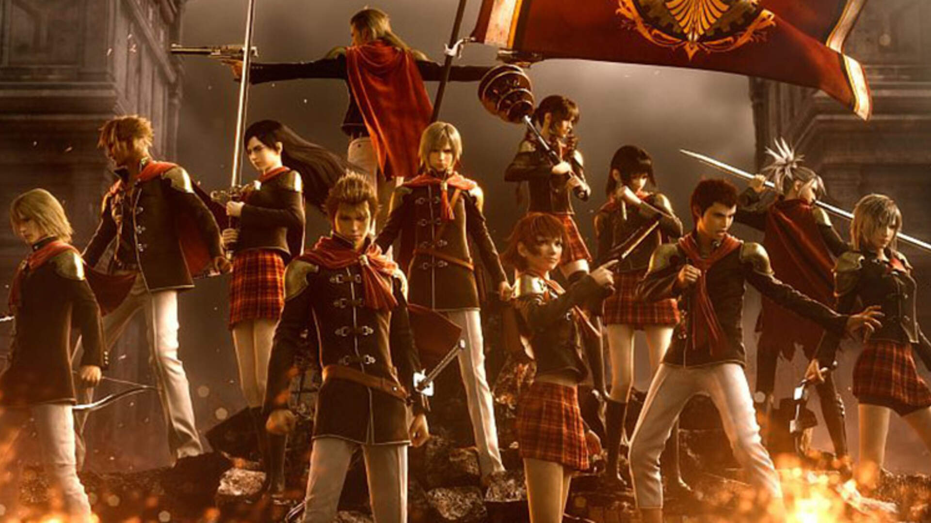 Final Fantasy Type 0 HD Review: For Old Times' Sake