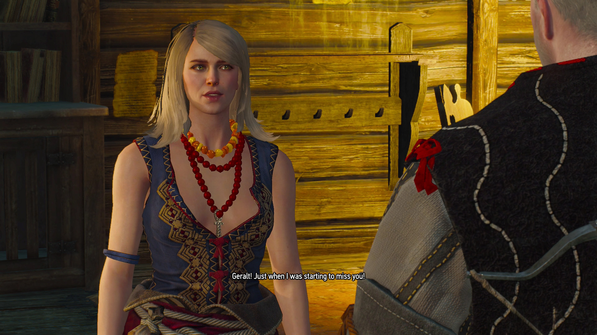 The Witcher 3: All Velen Side Quests - Ciri's Room, Funeral