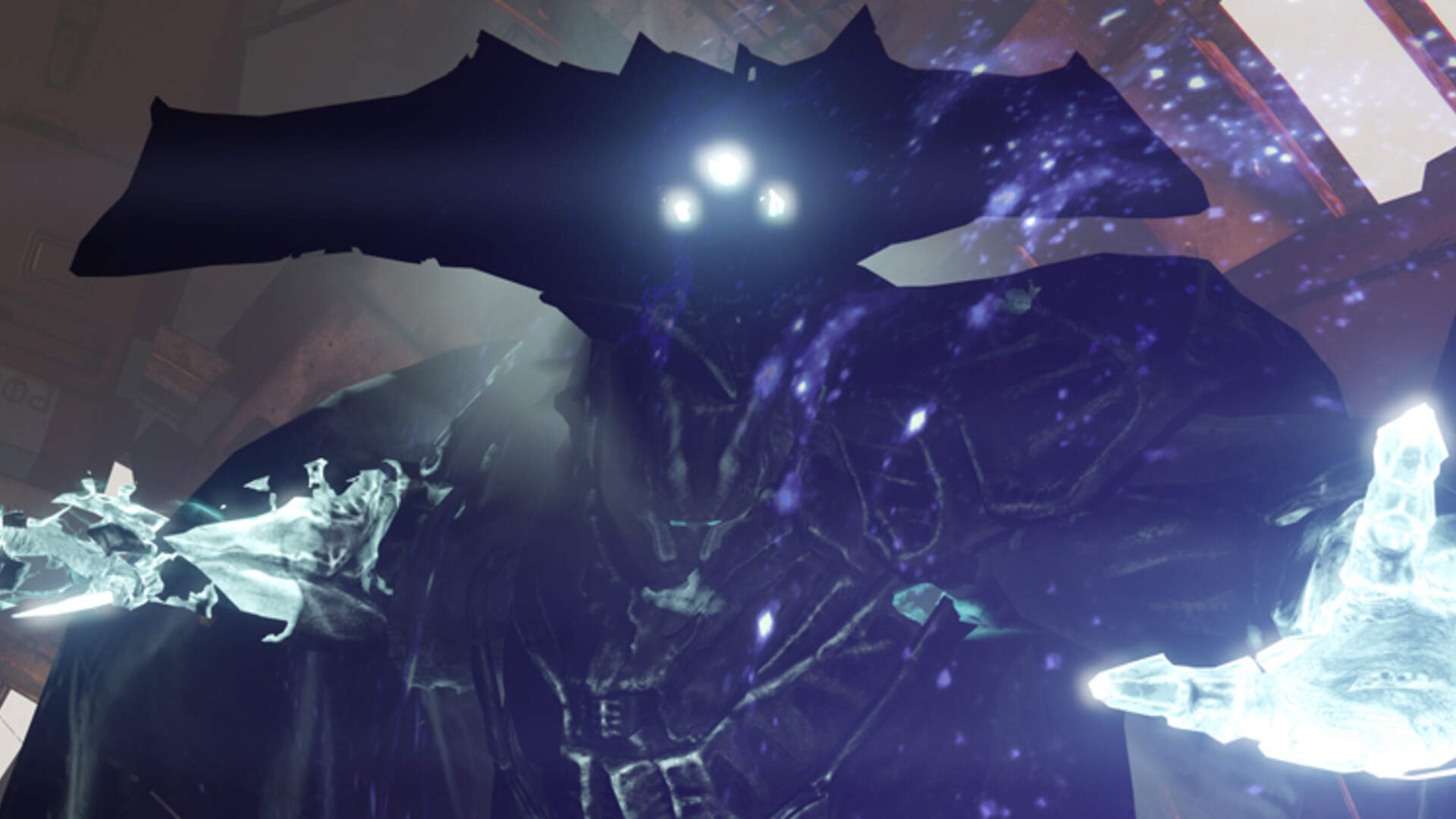 Destiny: The Taken King - Find Oryx's Basketball Court