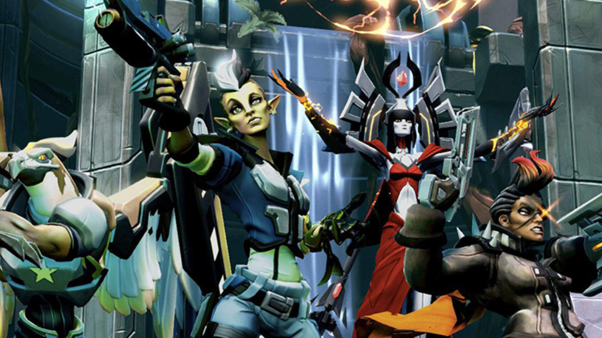 Can Battleborn Distinguish Itself Amid a New Wave of Quirky Class-Based Multiplayer Games?