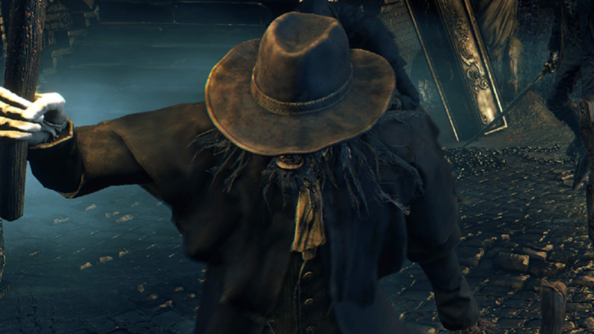 Bloodborne Gehrman Boss Guide - How to Defeat the First Hunter, How to Find the Blood Rock