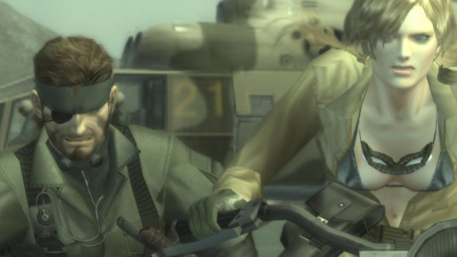 The 15 Best Games Since 2000, Number 2: Metal Gear Solid 3