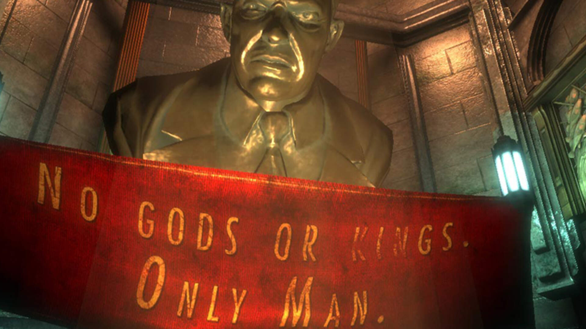 The 15 Best Games Since 2000, Number 9: BioShock