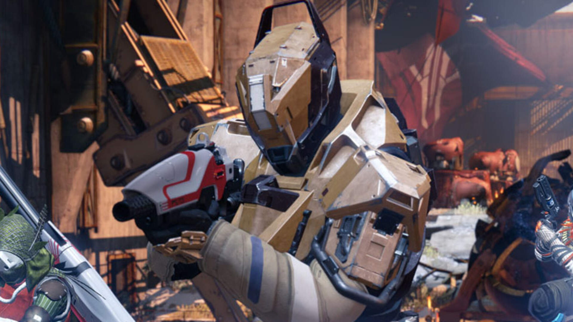Destiny: The Taken King - The Coming War - Syrok