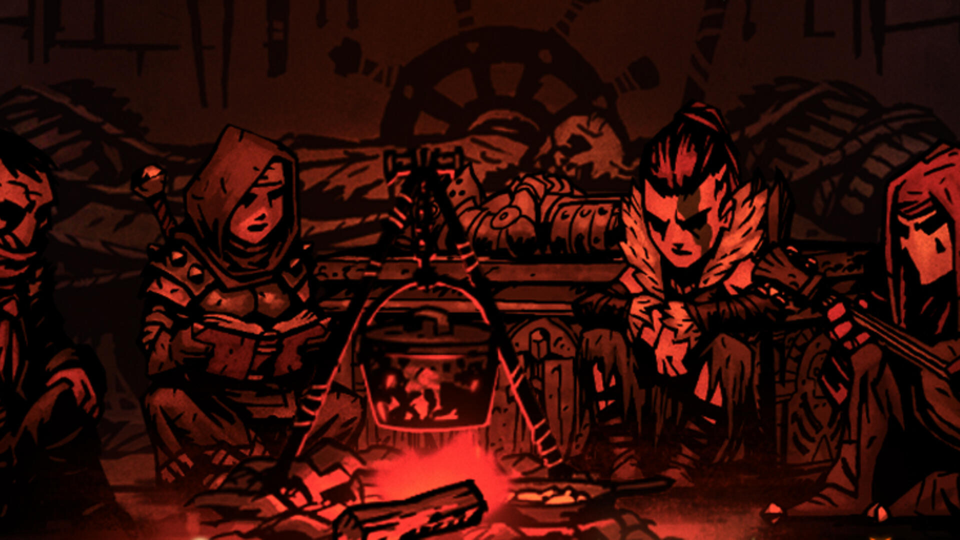 The Deep Roads: How Darkest Dungeon Subverts the RPG Genre