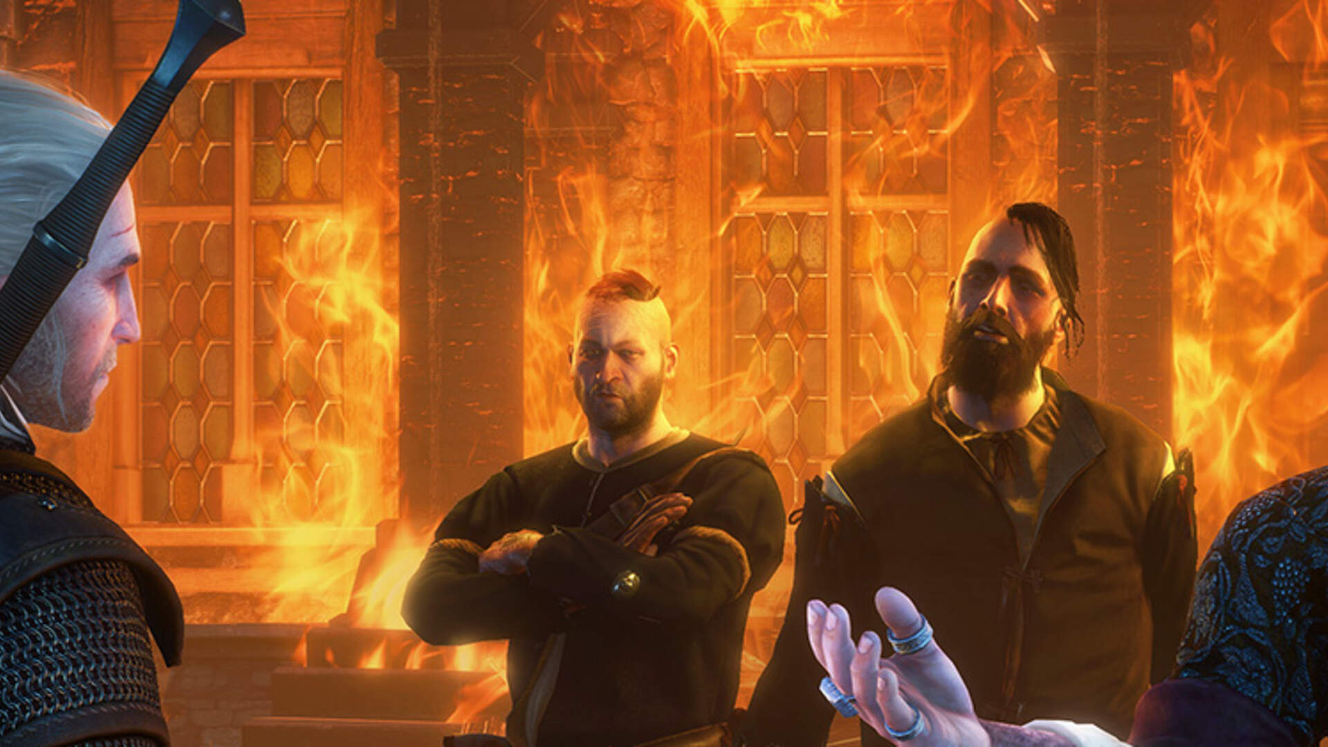 The Witcher 3: Hearts of Stone - Dead Man's Party Quest Walkthrough