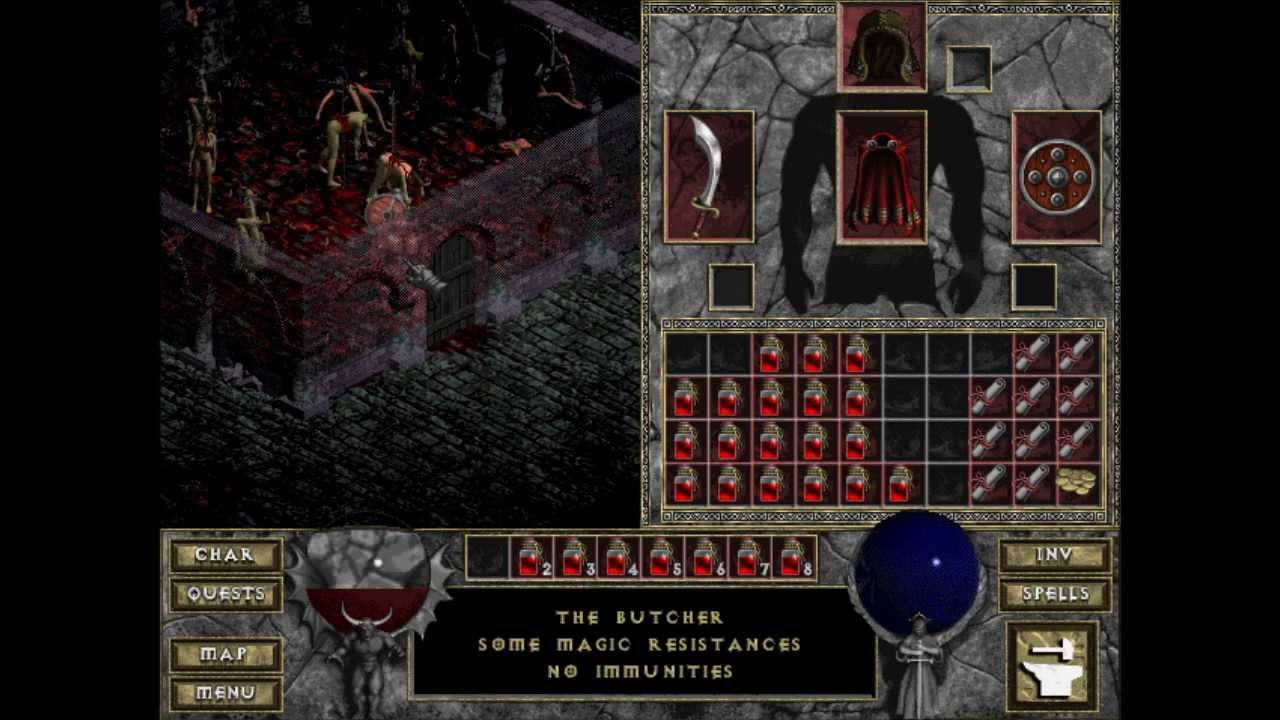 In Their Own Words: An Oral History of Diablo II With David