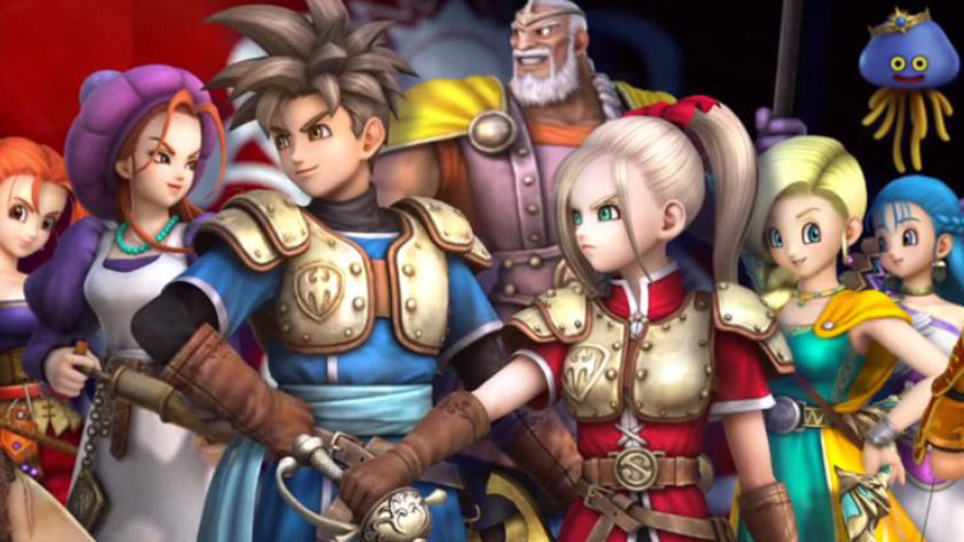 Dragon Quest Heroes: The World Tree's Woe and the Blight Below PlayStation 4 Review: Passion Project
