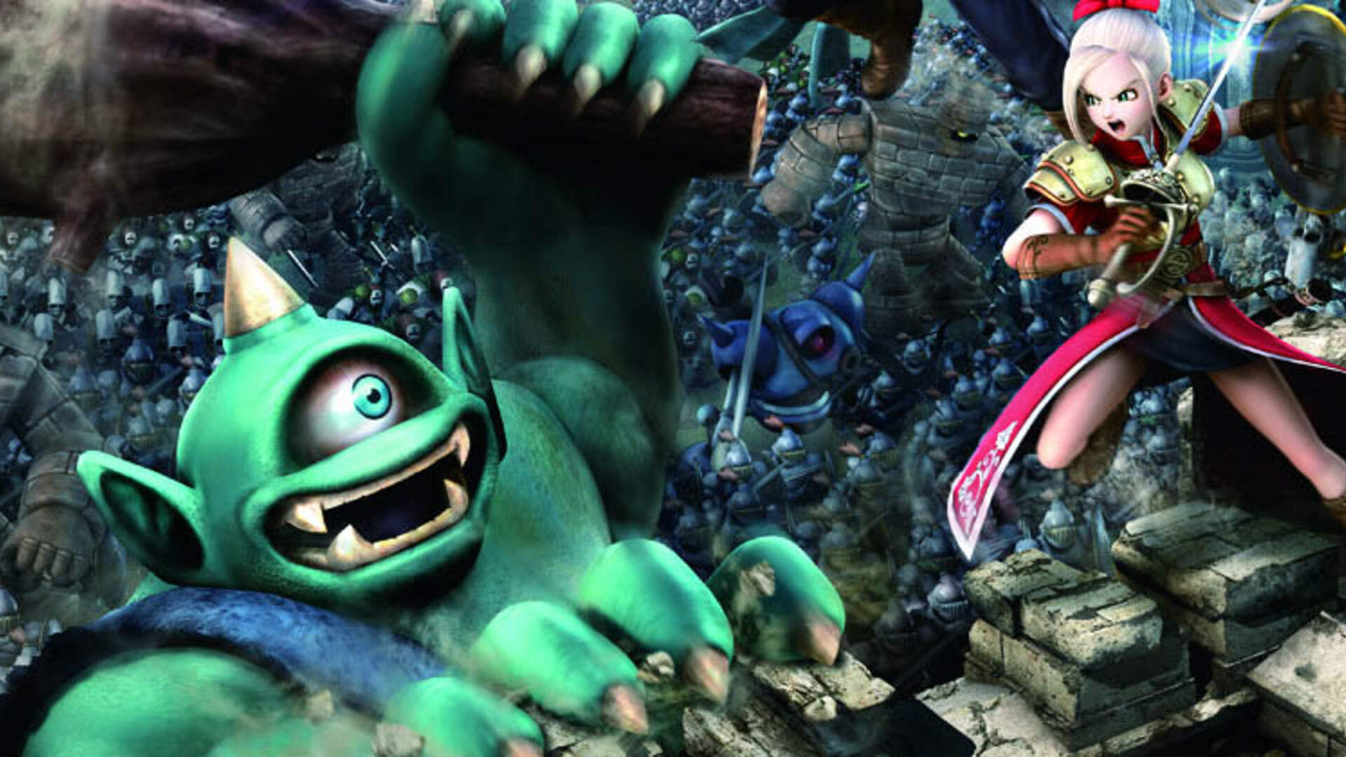 """What's in a Name? For Dragon Quest Heroes, the Answer is """"Everything"""""""