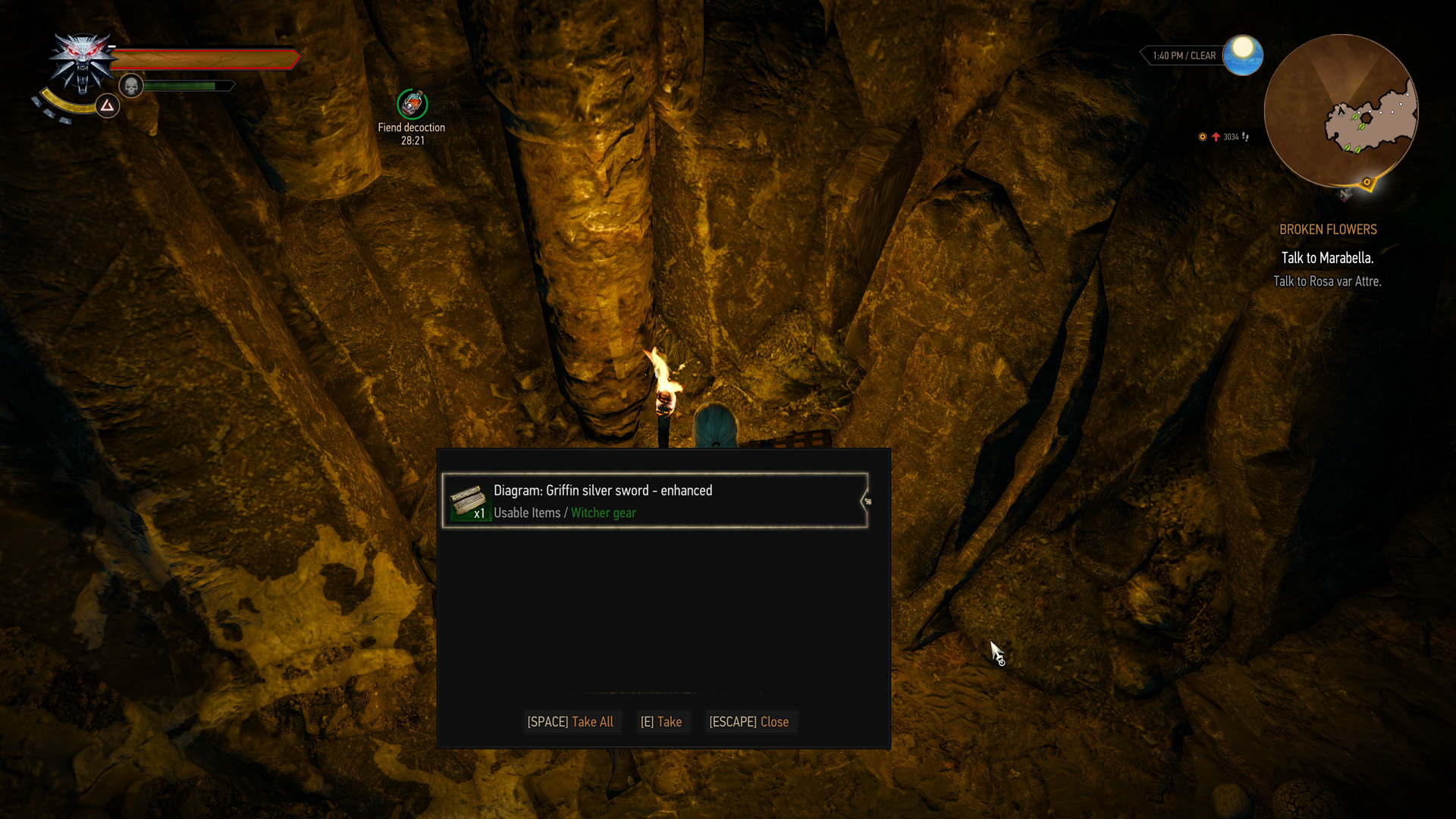 The Witcher 3 - Where to Find the Griffin School Gear   USgamer