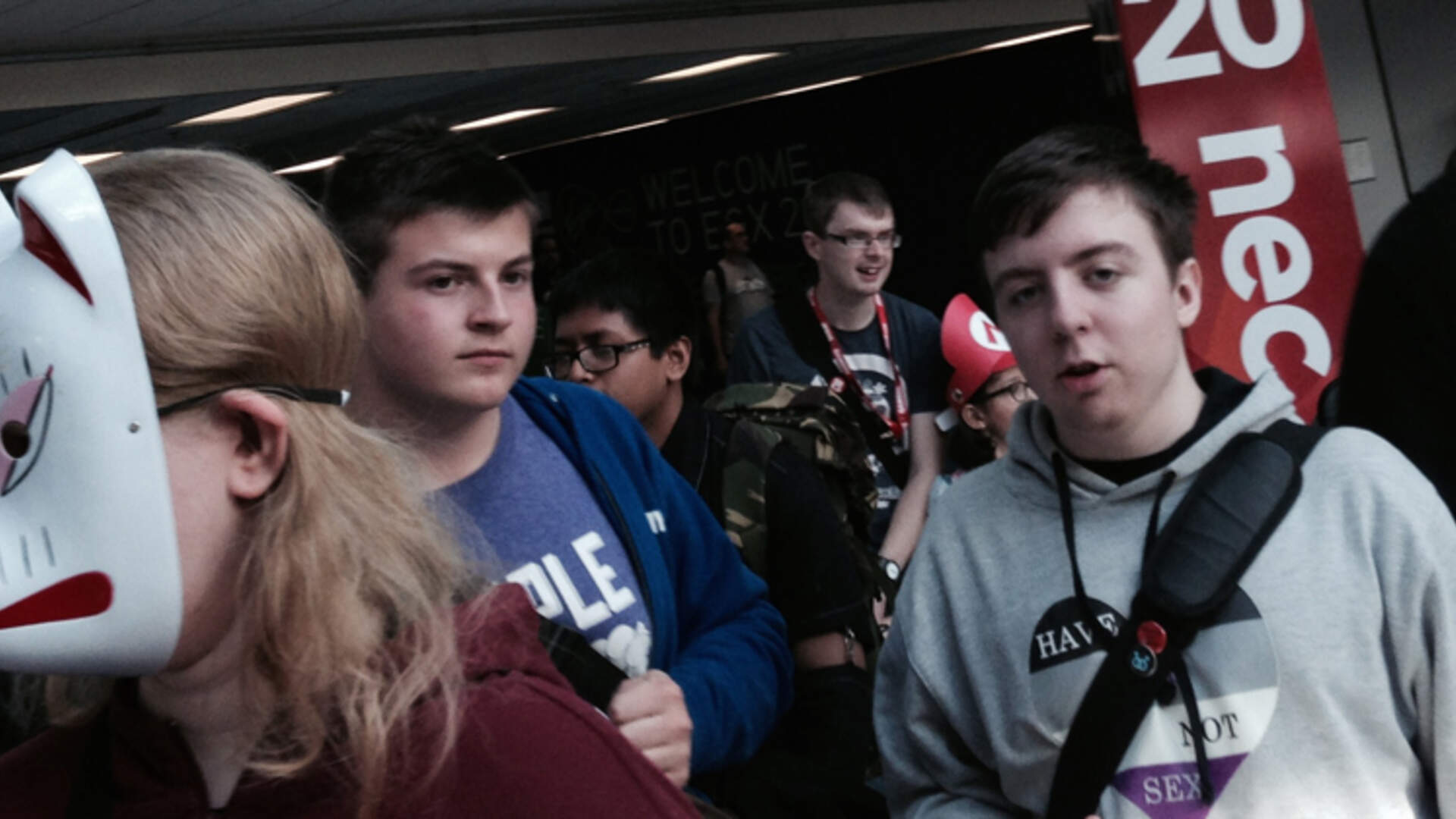 Shedding Some Light on EGX for the Curious American Gamer, and a FIFA Battle