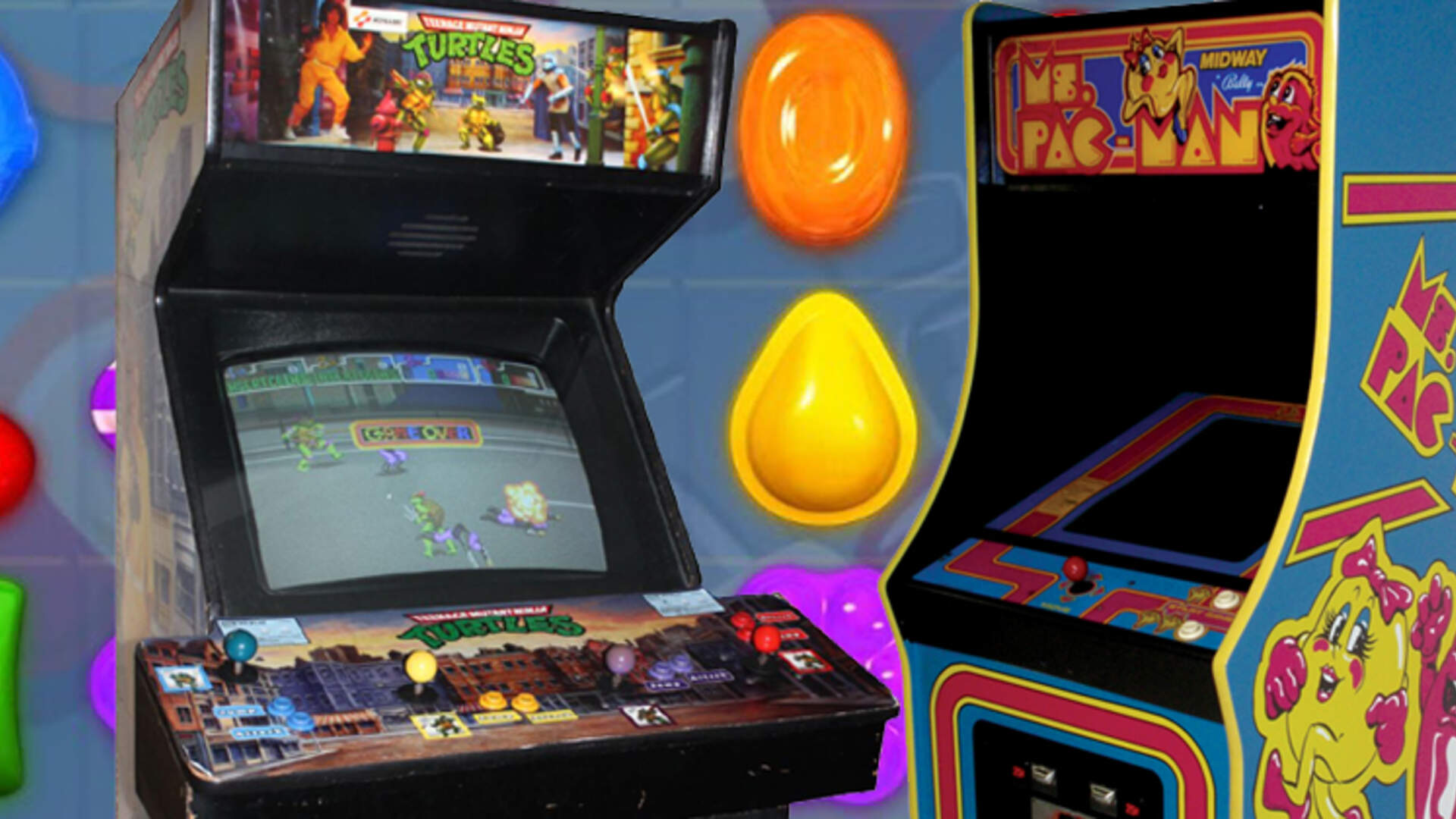 Forgotten Cousins: Free-to-Play Games and Arcade Games