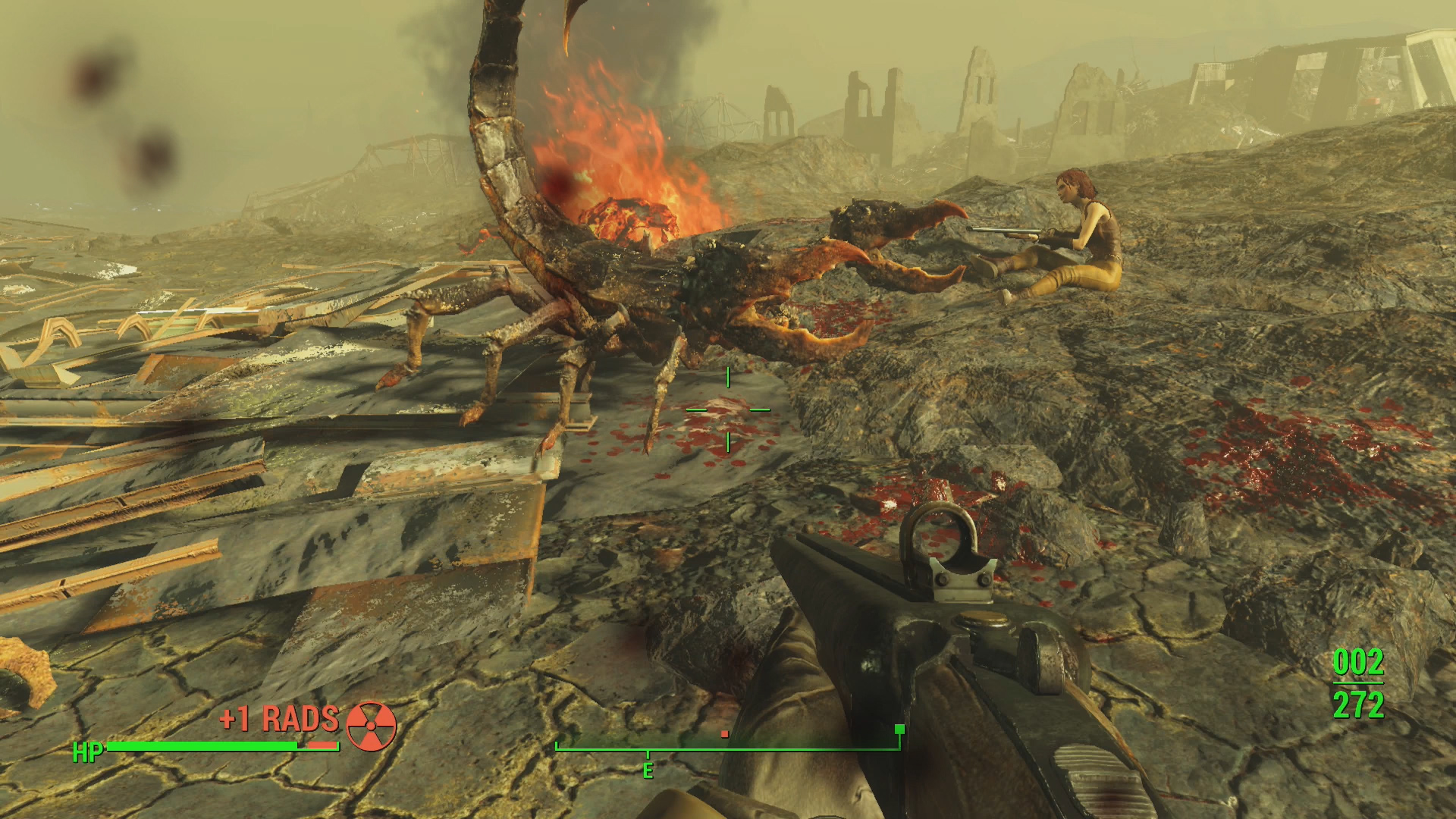 Fallout 3 Legendary Deathclaw