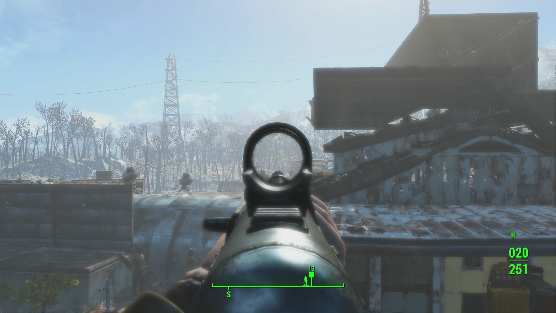 How To Inrease Building Options Fallout